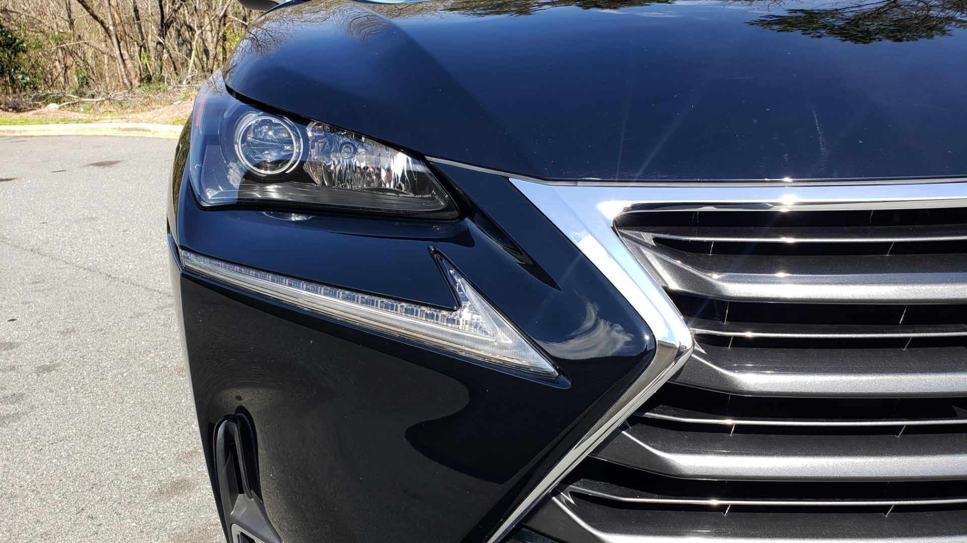 Used 2016 Lexus NX 200T PREM PKG / NAV / SUNROOF / PRE-COLLISION / PARK ASST for sale Sold at Formula Imports in Charlotte NC 28227 21