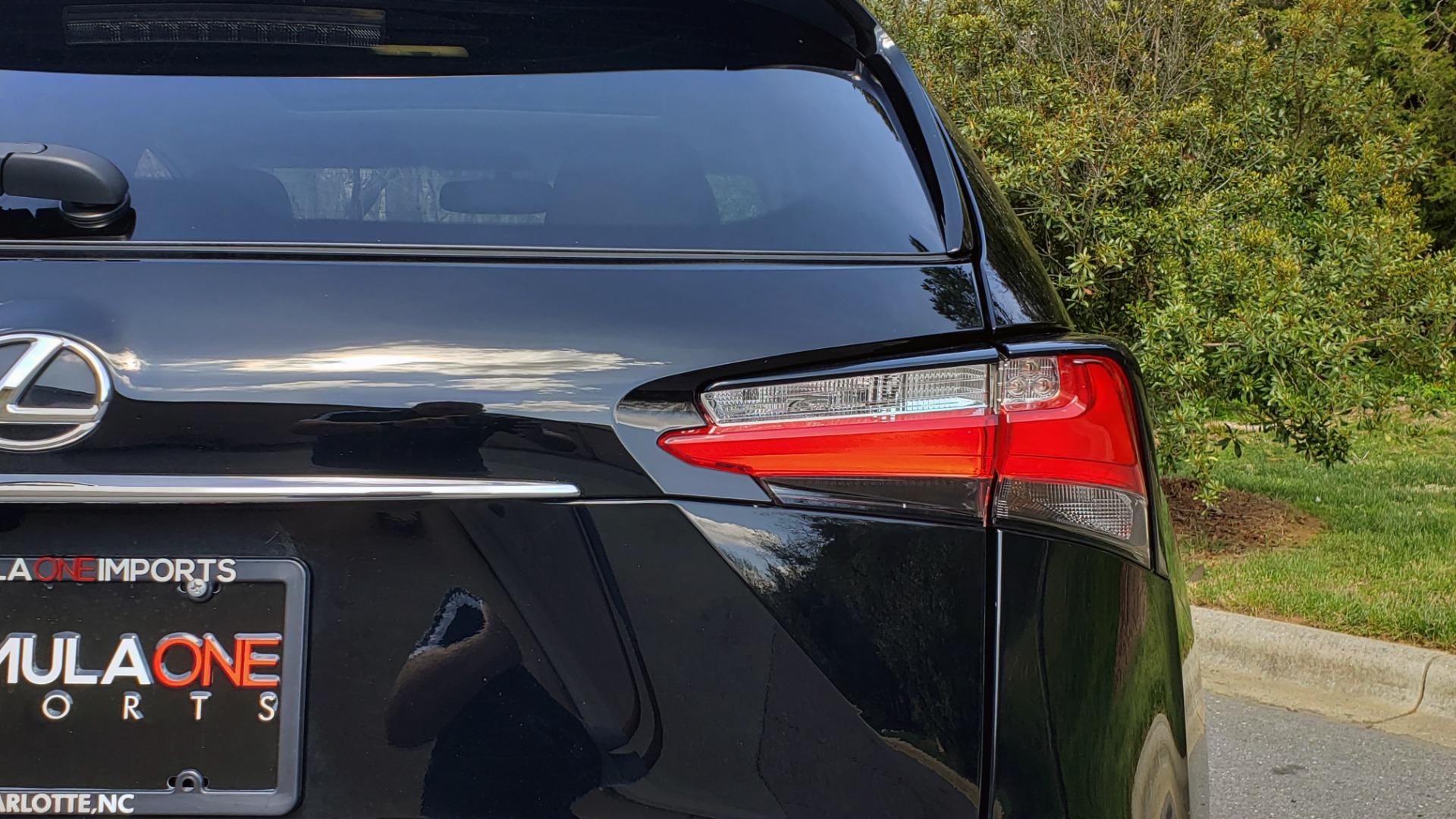 Used 2016 Lexus NX 200T PREM PKG / NAV / SUNROOF / PRE-COLLISION / PARK ASST for sale Sold at Formula Imports in Charlotte NC 28227 29