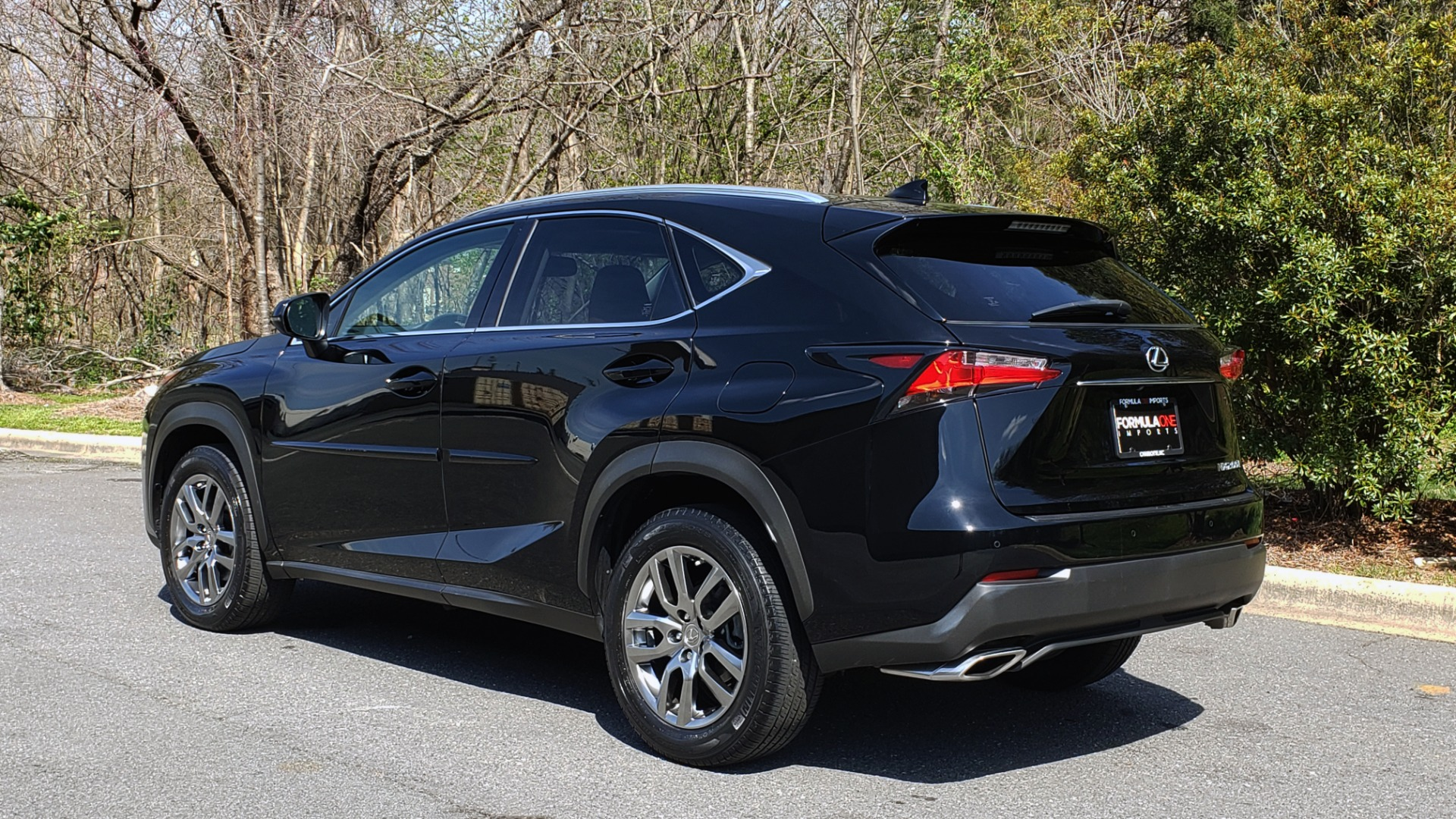 Used 2016 Lexus NX 200T PREM PKG / NAV / SUNROOF / PRE-COLLISION / PARK ASST for sale Sold at Formula Imports in Charlotte NC 28227 3