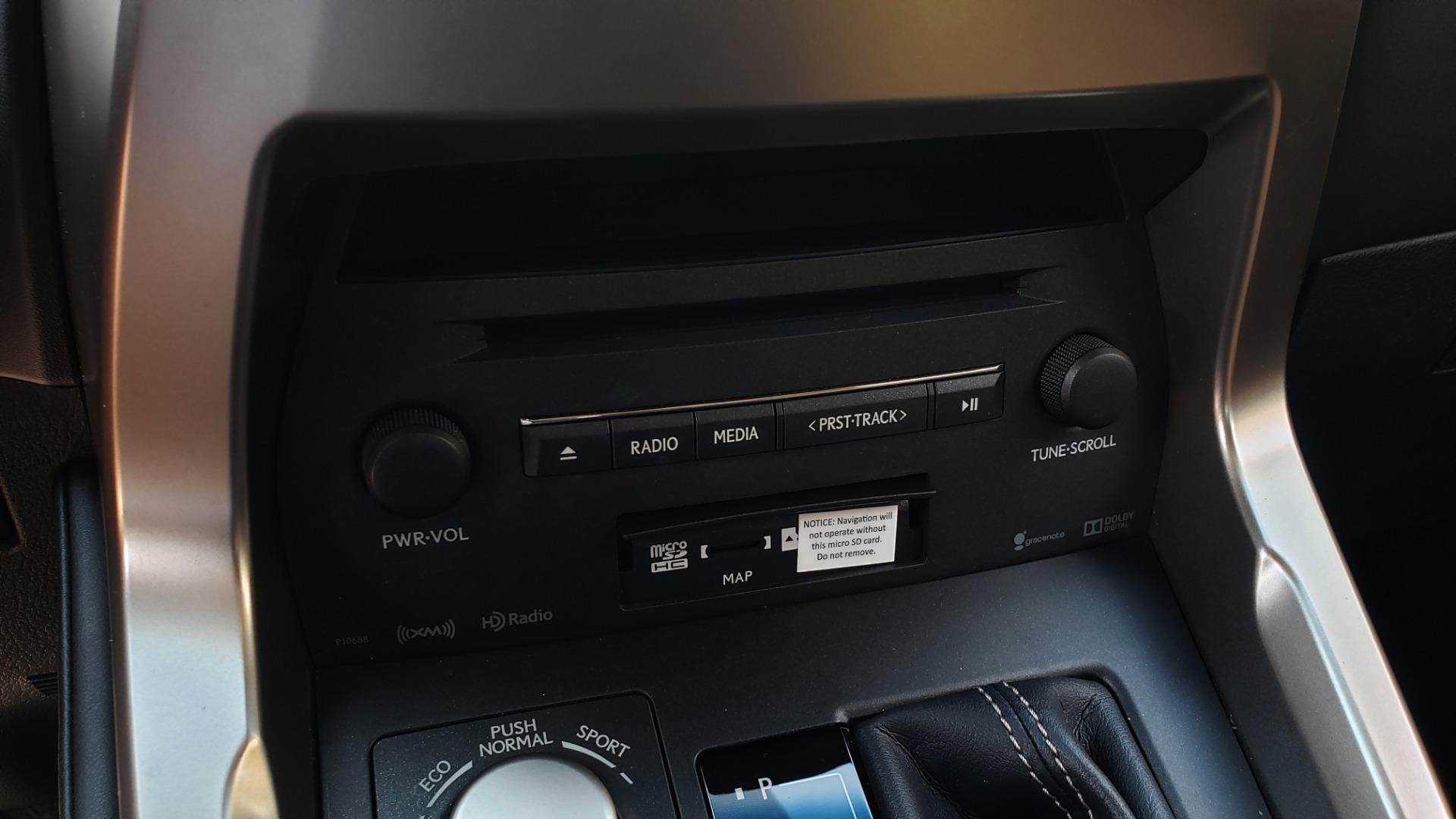 Used 2016 Lexus NX 200T PREM PKG / NAV / SUNROOF / PRE-COLLISION / PARK ASST for sale Sold at Formula Imports in Charlotte NC 28227 47
