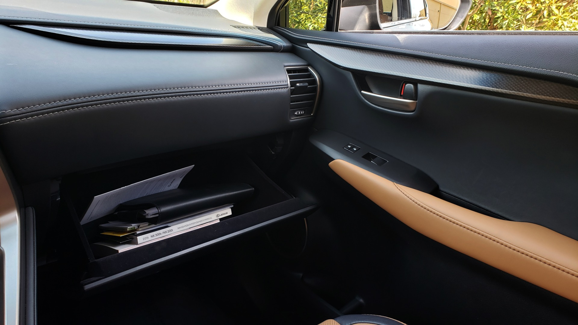 Used 2016 Lexus NX 200T PREM PKG / NAV / SUNROOF / PRE-COLLISION / PARK ASST for sale Sold at Formula Imports in Charlotte NC 28227 49