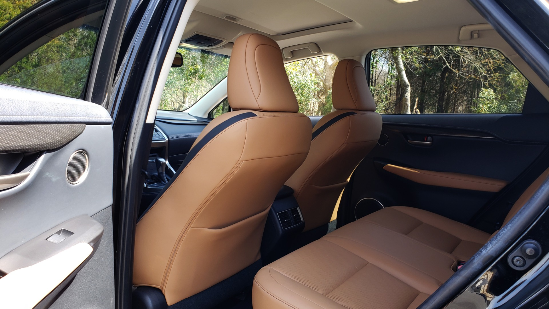 Used 2016 Lexus NX 200T PREM PKG / NAV / SUNROOF / PRE-COLLISION / PARK ASST for sale Sold at Formula Imports in Charlotte NC 28227 59
