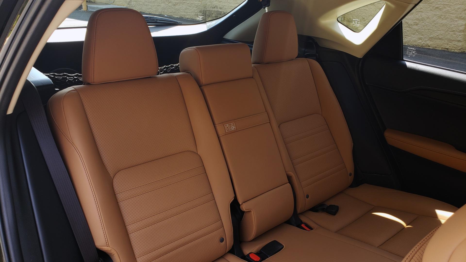 Used 2016 Lexus NX 200T PREM PKG / NAV / SUNROOF / PRE-COLLISION / PARK ASST for sale Sold at Formula Imports in Charlotte NC 28227 74