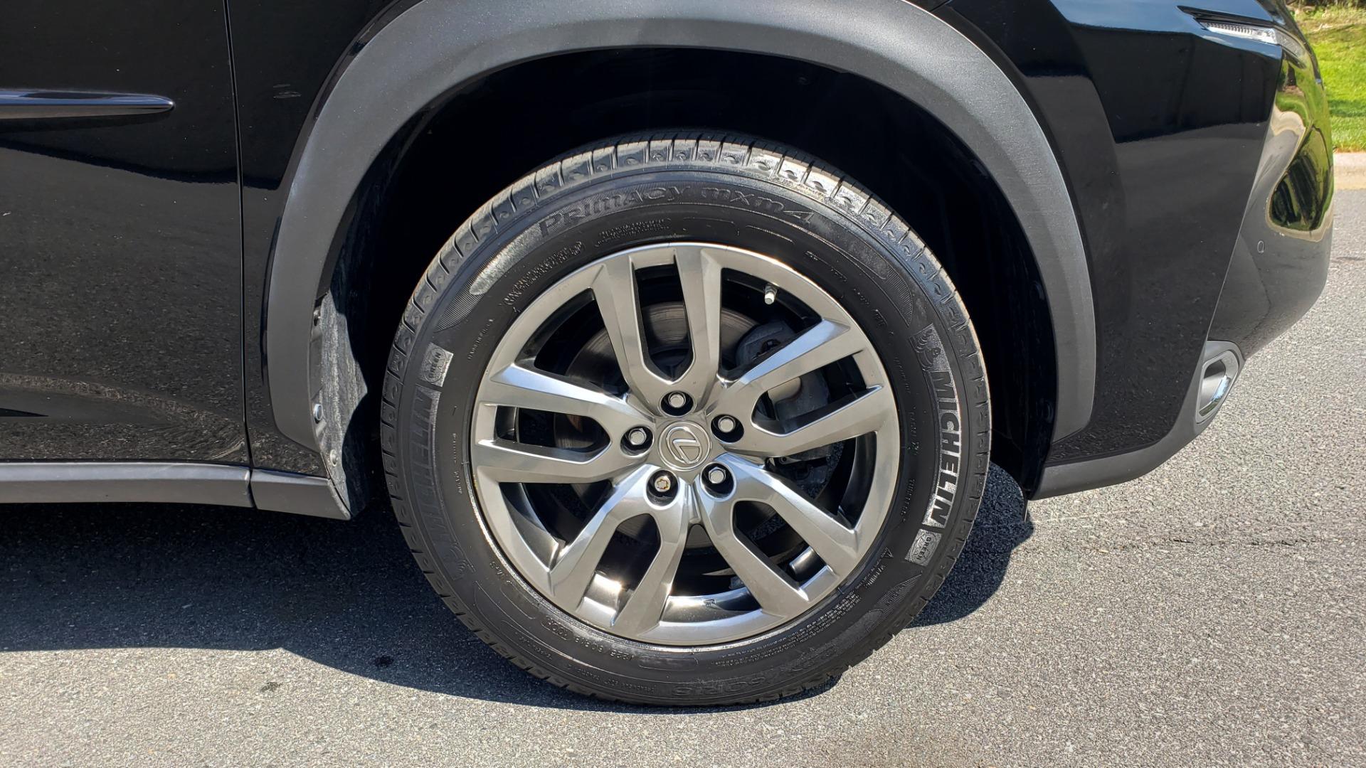 Used 2016 Lexus NX 200T PREM PKG / NAV / SUNROOF / PRE-COLLISION / PARK ASST for sale Sold at Formula Imports in Charlotte NC 28227 82