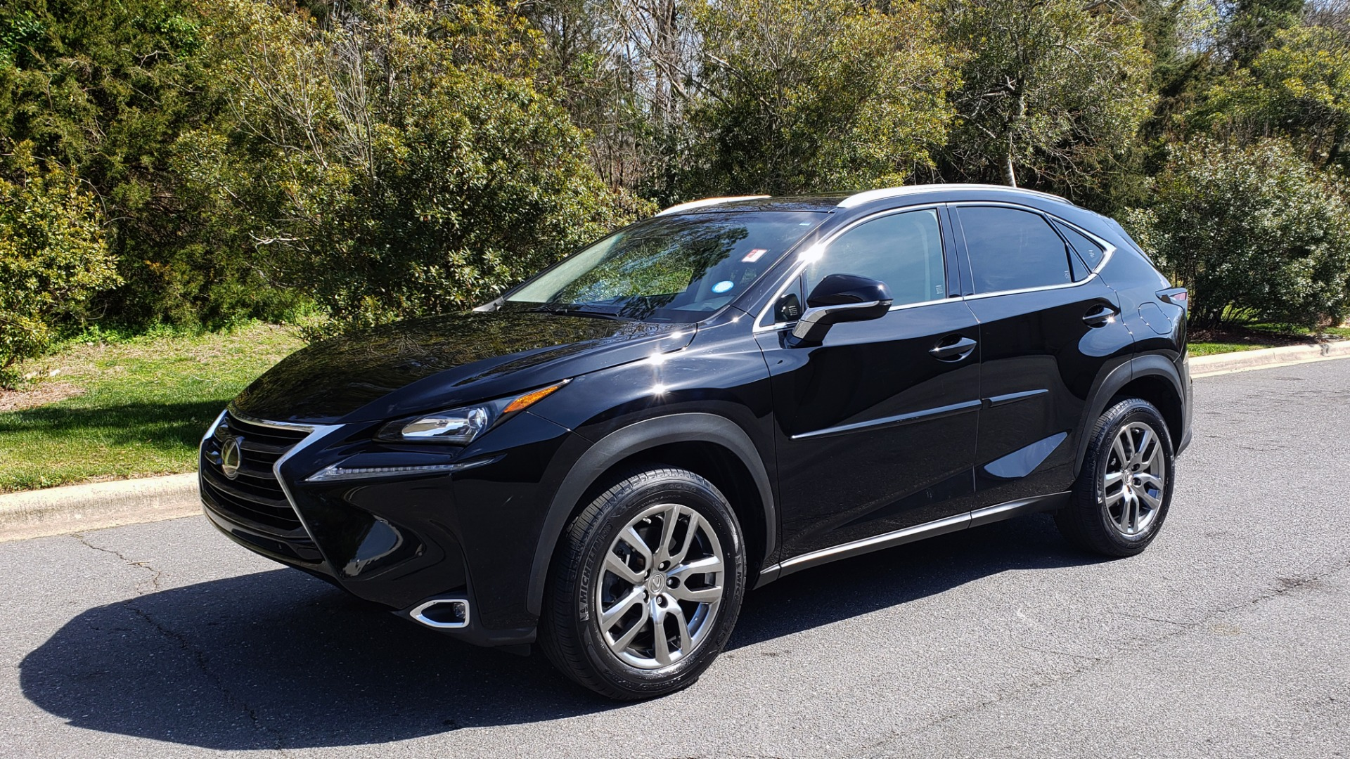 Used 2016 Lexus NX 200T PREM PKG / NAV / SUNROOF / PRE-COLLISION / PARK ASST for sale Sold at Formula Imports in Charlotte NC 28227 1