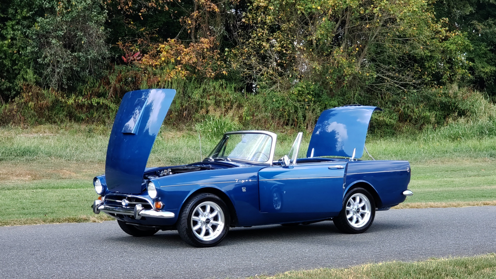 Used 1964 Sunbeam Tiger Convertible / 260ci V8 / 4-Speed Manual / Rear-Wheel Drive for sale $69,999 at Formula Imports in Charlotte NC 28227 26