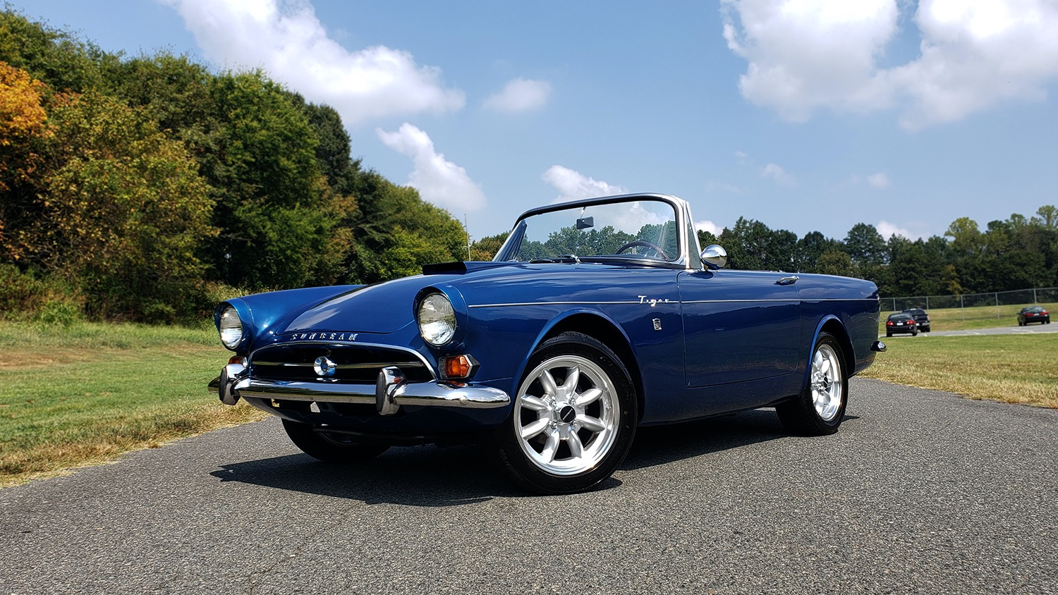 Used 1964 Sunbeam Tiger Convertible / 260ci V8 / 4-Speed Manual / Rear-Wheel Drive for sale $69,999 at Formula Imports in Charlotte NC 28227 3