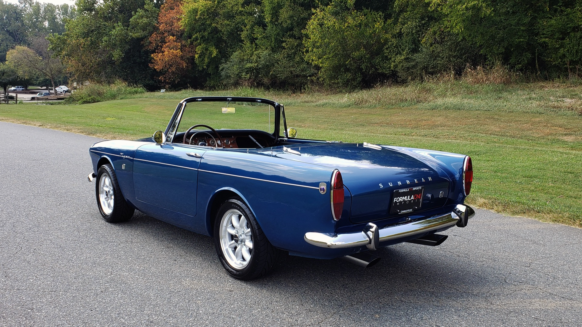 Used 1964 Sunbeam Tiger Convertible / 260ci V8 / 4-Speed Manual / Rear-Wheel Drive for sale $69,999 at Formula Imports in Charlotte NC 28227 33