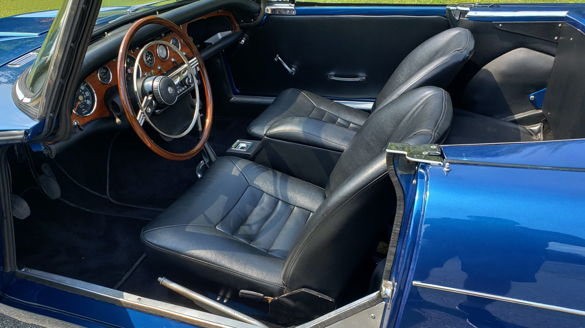 Used 1964 Sunbeam Tiger Convertible / 260ci V8 / 4-Speed Manual / Rear-Wheel Drive for sale $69,999 at Formula Imports in Charlotte NC 28227 42