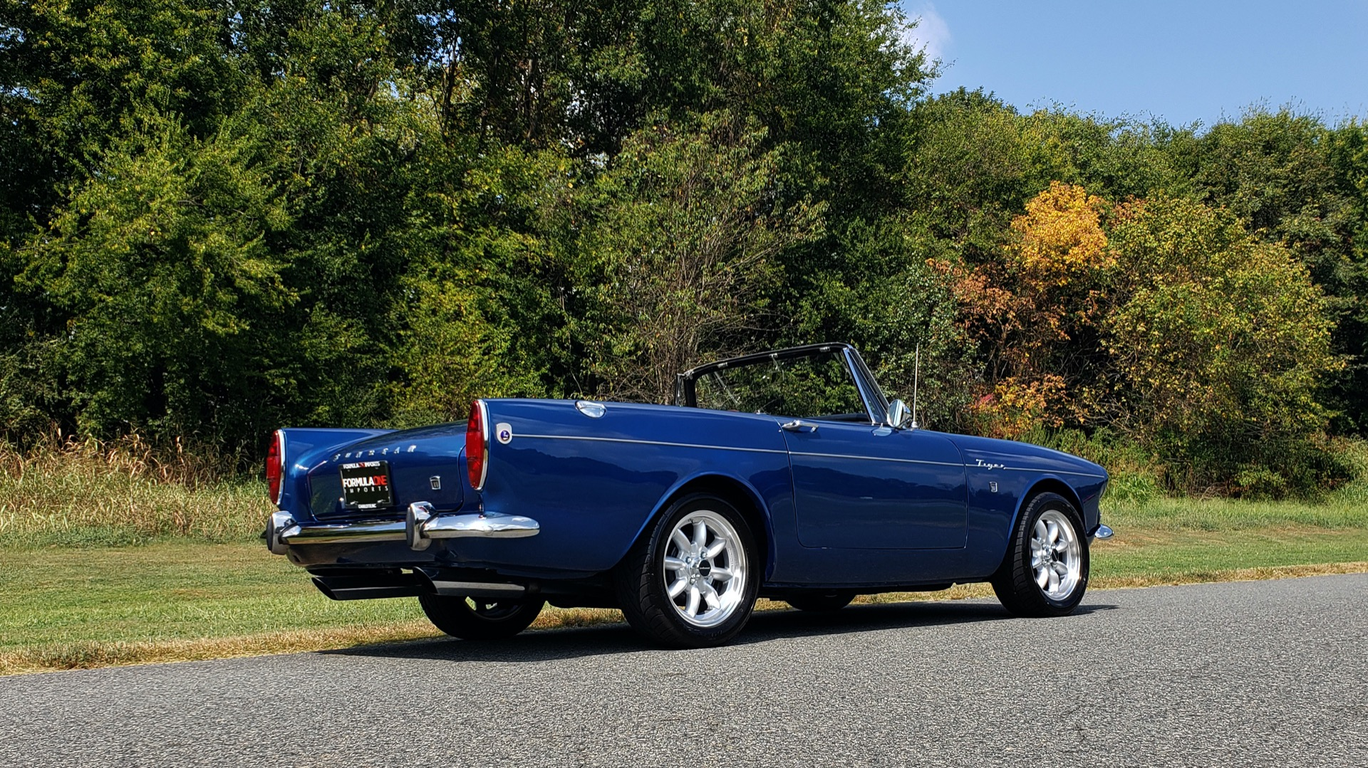 Used 1964 Sunbeam Tiger Convertible / 260ci V8 / 4-Speed Manual / Rear-Wheel Drive for sale $69,999 at Formula Imports in Charlotte NC 28227 5