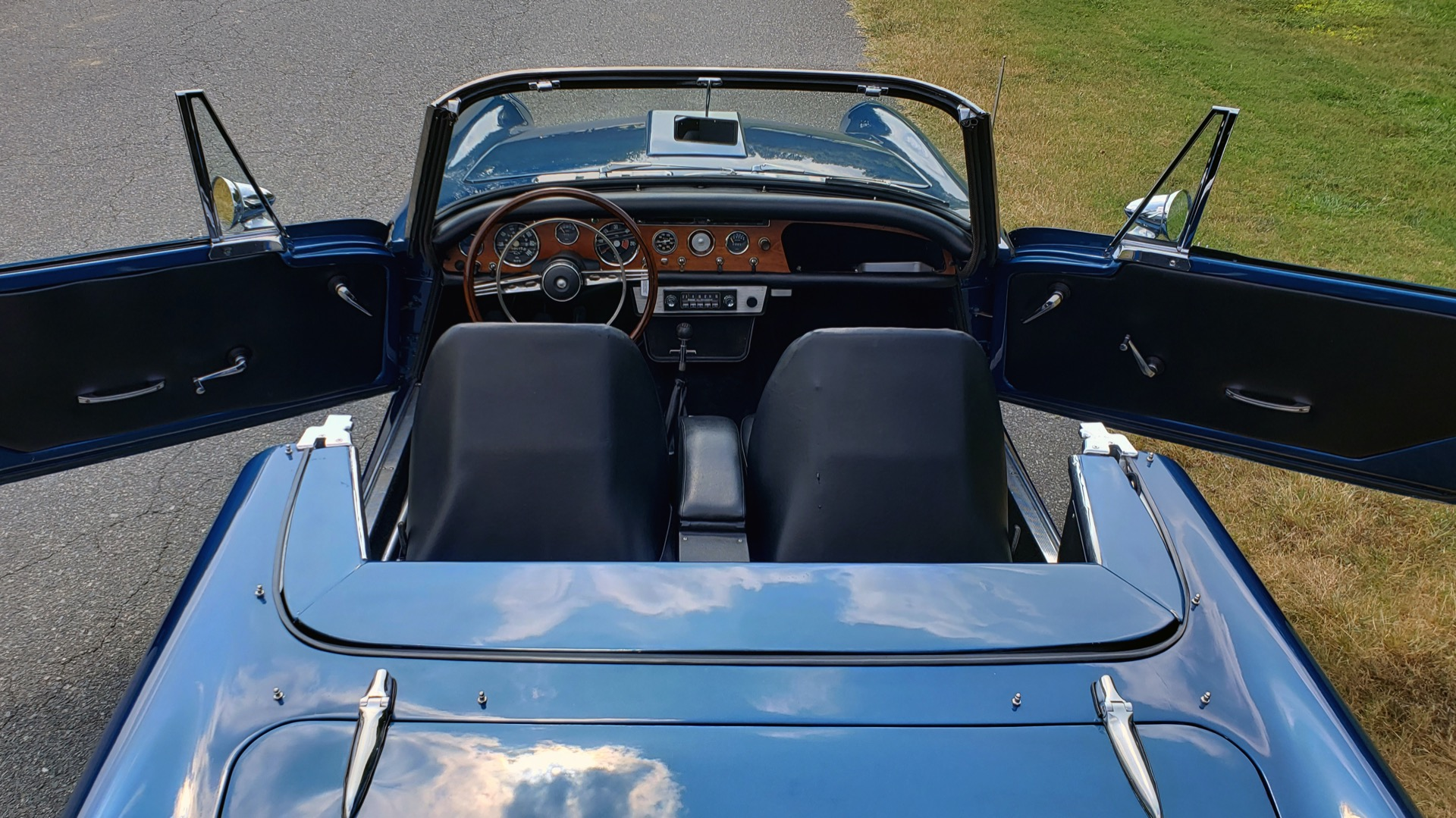 Used 1964 Sunbeam Tiger Convertible / 260ci V8 / 4-Speed Manual / Rear-Wheel Drive for sale $69,999 at Formula Imports in Charlotte NC 28227 52
