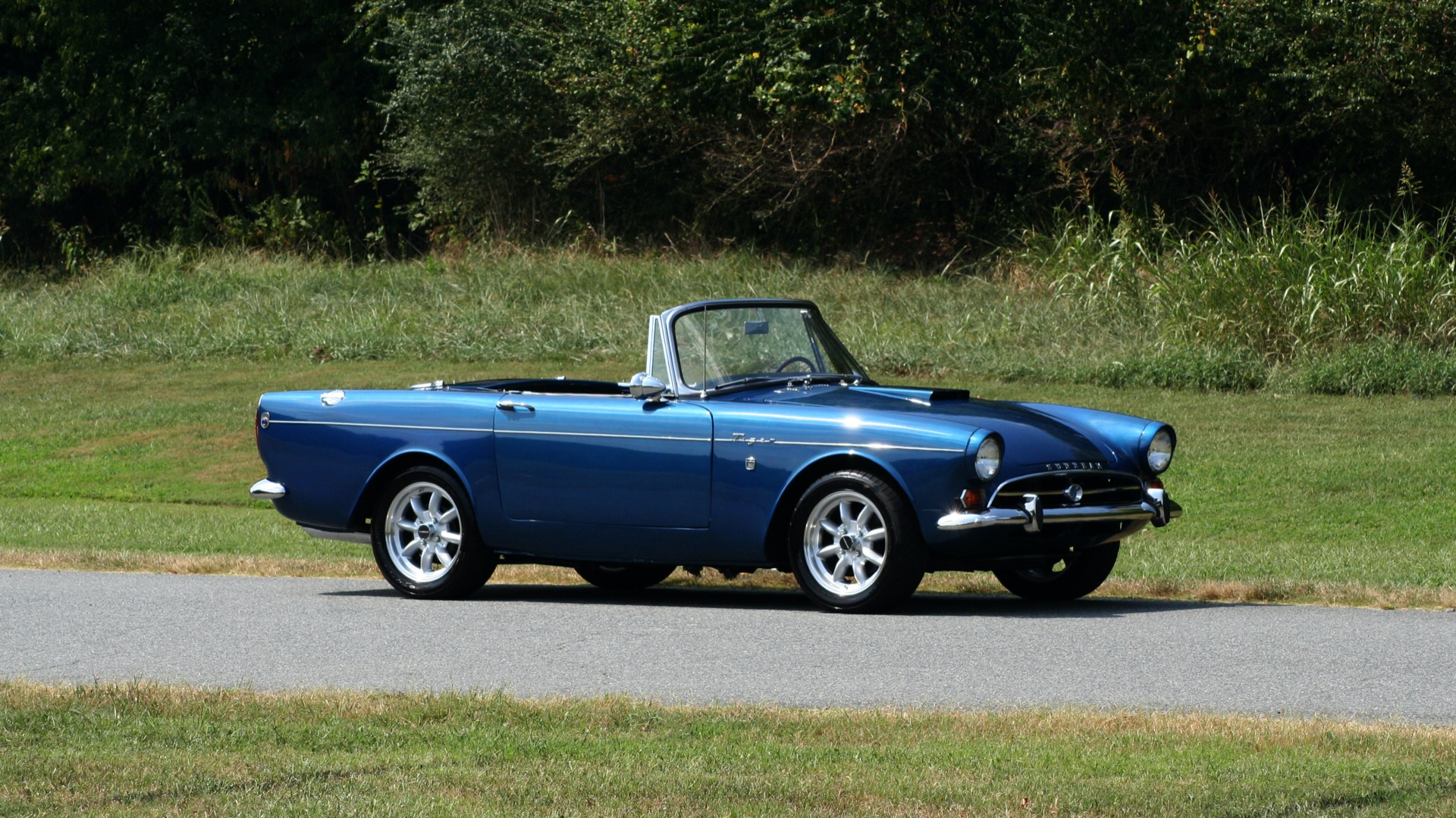 Used 1964 Sunbeam Tiger Convertible / 260ci V8 / 4-Speed Manual / Rear-Wheel Drive for sale $69,999 at Formula Imports in Charlotte NC 28227 72