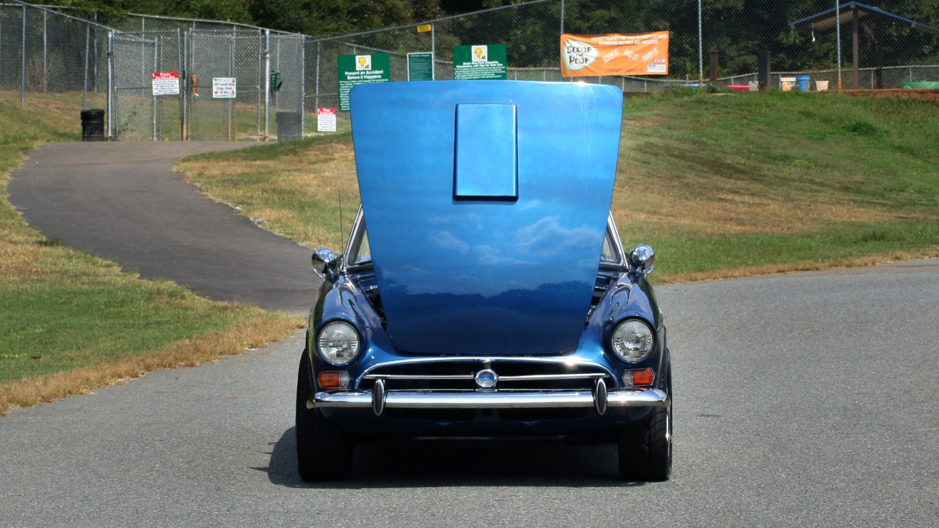 Used 1964 Sunbeam Tiger Convertible / 260ci V8 / 4-Speed Manual / Rear-Wheel Drive for sale $69,999 at Formula Imports in Charlotte NC 28227 80