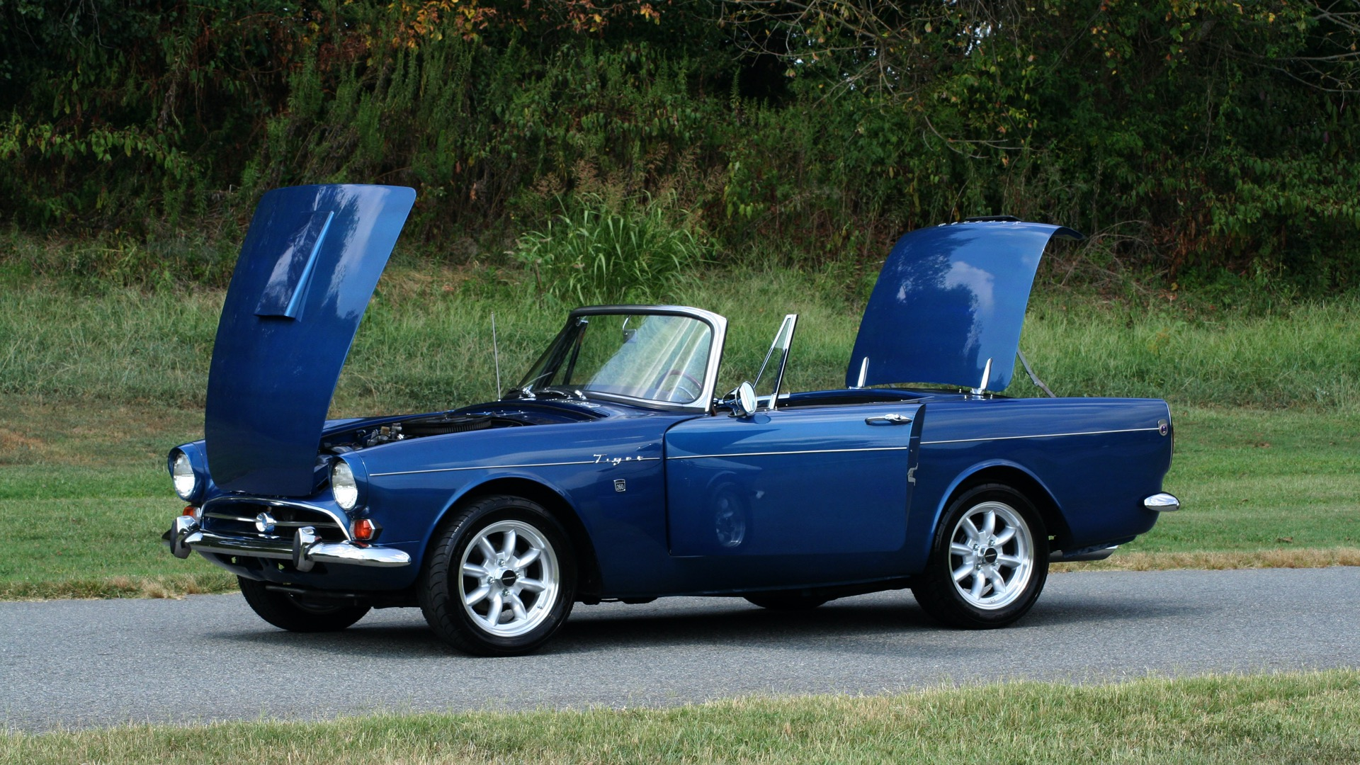 Used 1964 Sunbeam Tiger Convertible / 260ci V8 / 4-Speed Manual / Rear-Wheel Drive for sale $69,999 at Formula Imports in Charlotte NC 28227 82