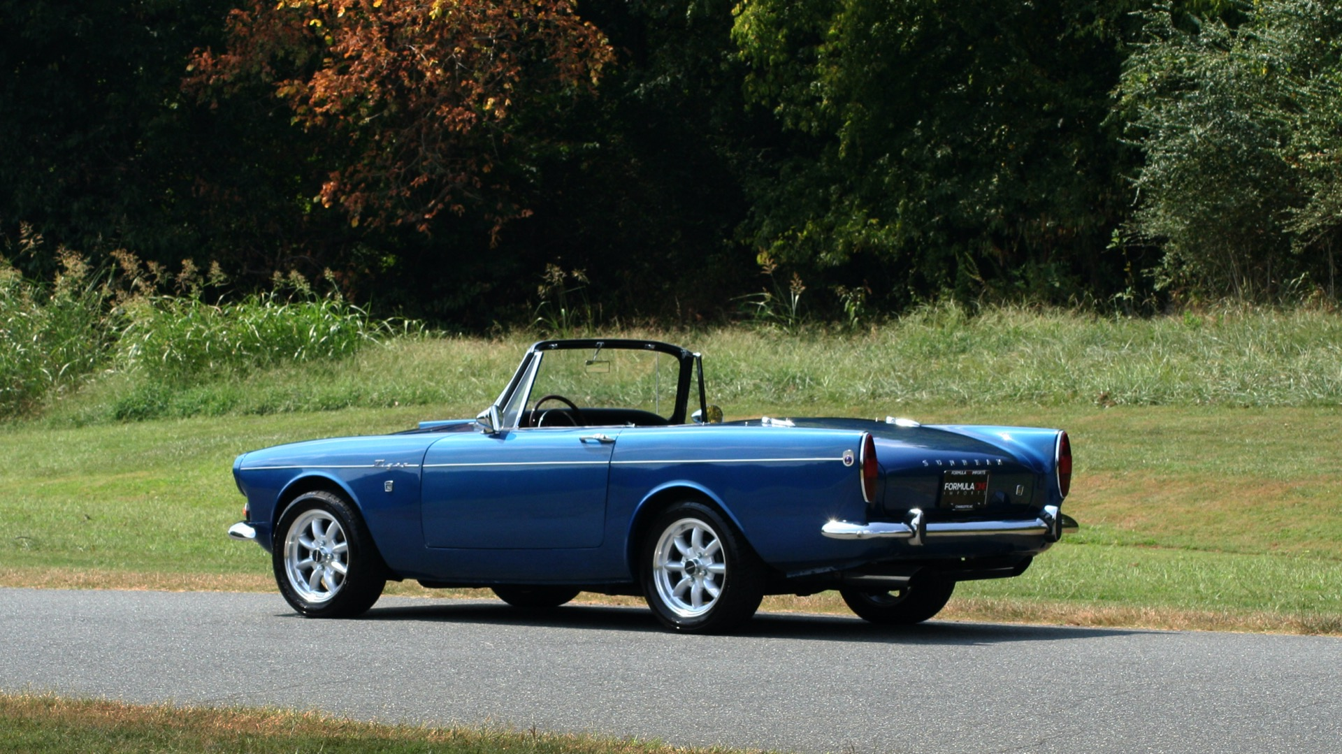 Used 1964 Sunbeam Tiger Convertible / 260ci V8 / 4-Speed Manual / Rear-Wheel Drive for sale $69,999 at Formula Imports in Charlotte NC 28227 84