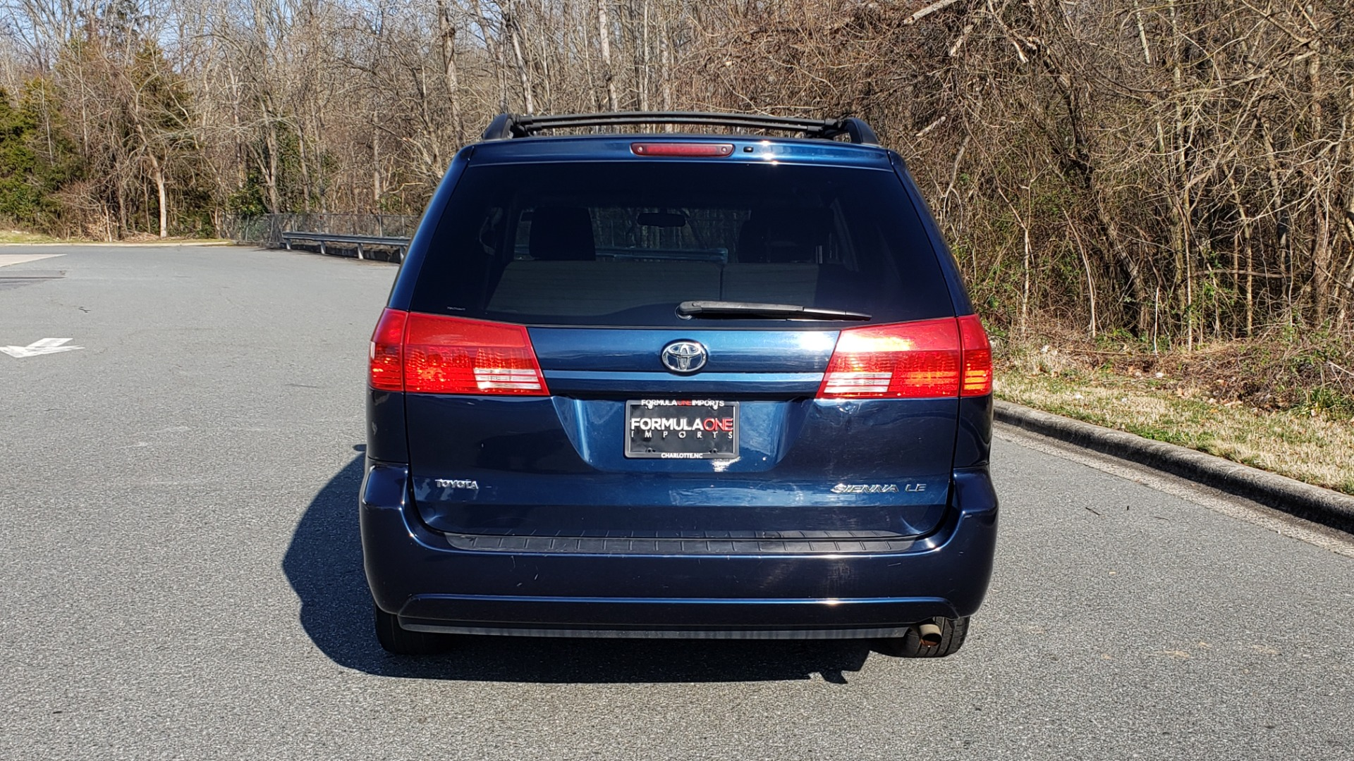 Used 2004 Toyota SIENNA LE 7-PASSENGER / ROOF RACK / PWR WNDWS for sale Sold at Formula Imports in Charlotte NC 28227 15