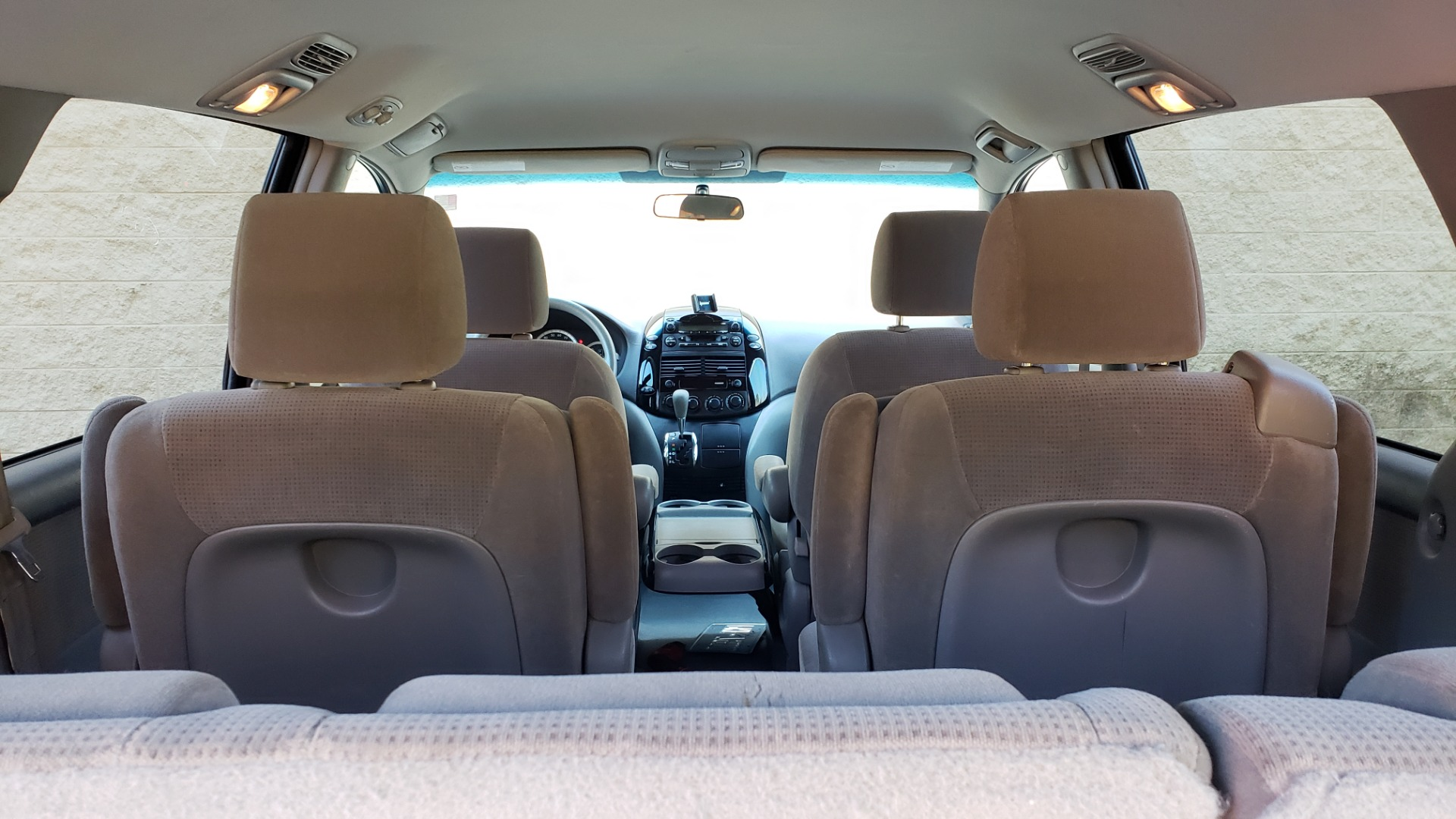 Used 2004 Toyota SIENNA LE 7-PASSENGER / ROOF RACK / PWR WNDWS for sale Sold at Formula Imports in Charlotte NC 28227 51
