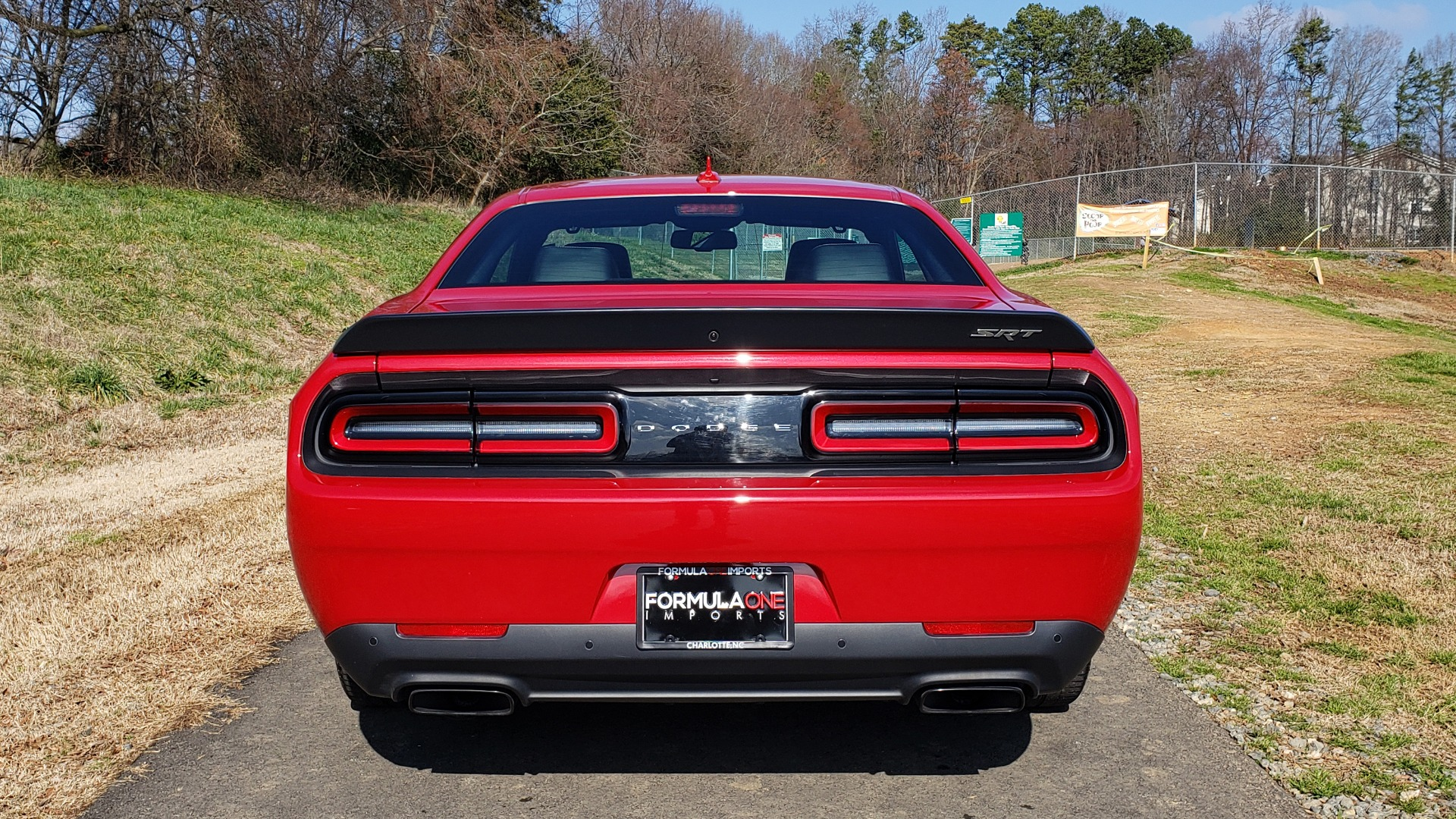 Used 2016 Dodge CHALLENGER SRT HELLCAT / NAV / SUNROOF / AUTO / REARVIEW for sale Sold at Formula Imports in Charlotte NC 28227 32