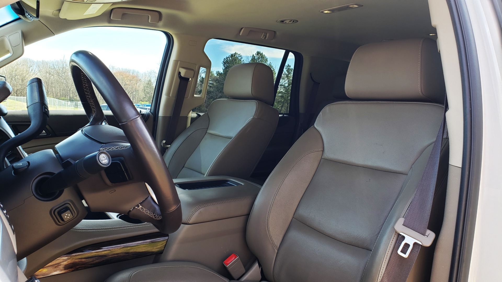 Used 2017 GMC YUKON SLT 4WD / NAV TOUCH SCREEN / BOSE / REARVIEW / 3-ROW for sale Sold at Formula Imports in Charlotte NC 28227 40