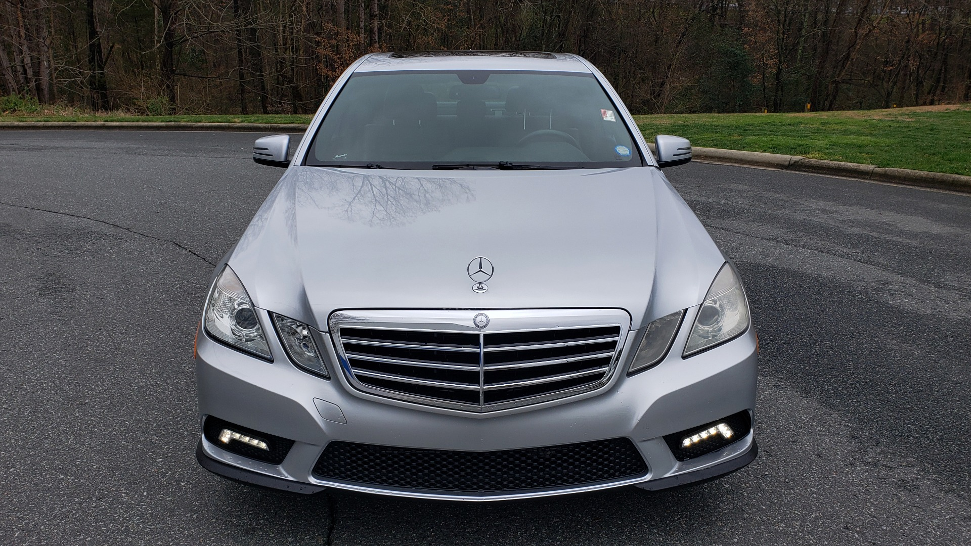 Used 2011 Mercedes-Benz E-CLASS E 350 PREMIUM / SUNROOF / NAV / HTD STS / REARVIEW for sale Sold at Formula Imports in Charlotte NC 28227 22