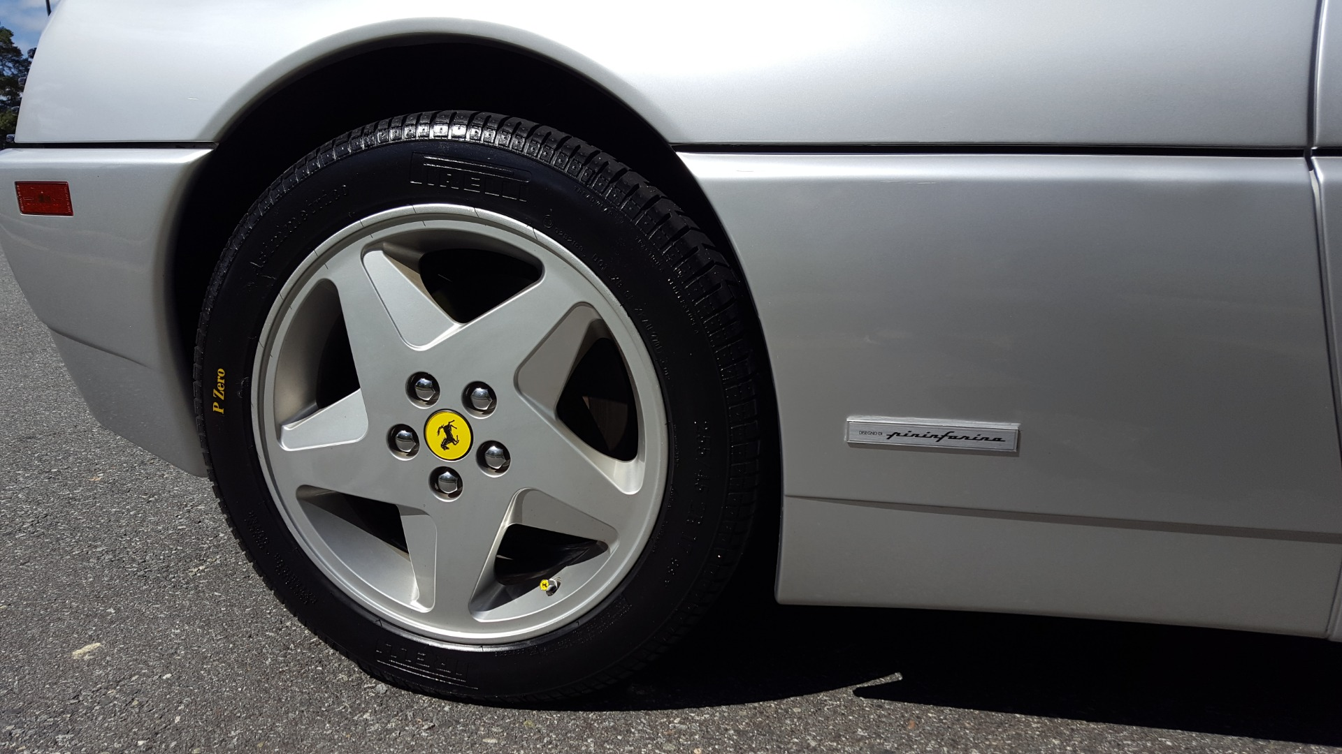 Used 1994 Ferrari 348 SPIDER CONVERTIBLE / GATED 5-SPD MANUAL for sale Sold at Formula Imports in Charlotte NC 28227 21