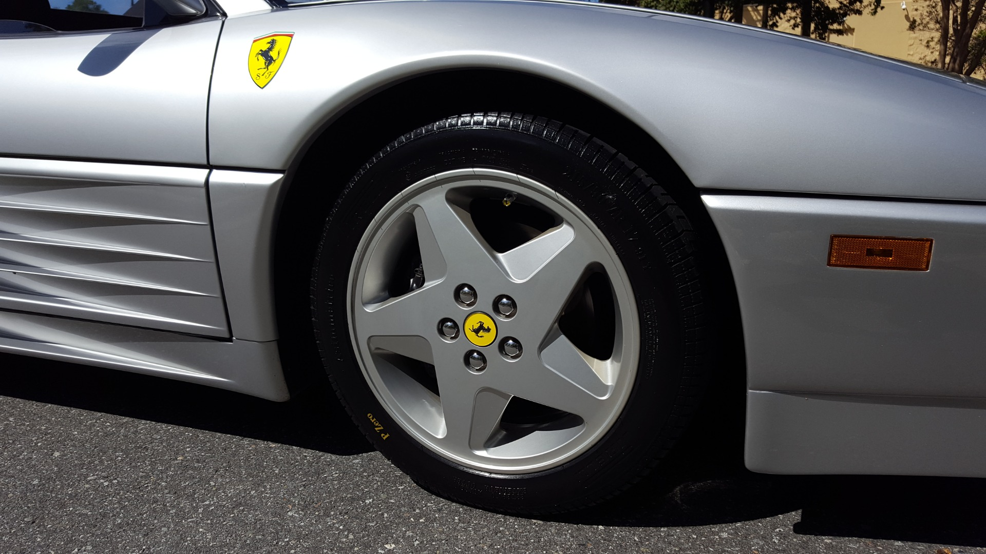 Used 1994 Ferrari 348 SPIDER CONVERTIBLE / GATED 5-SPD MANUAL for sale Sold at Formula Imports in Charlotte NC 28227 22