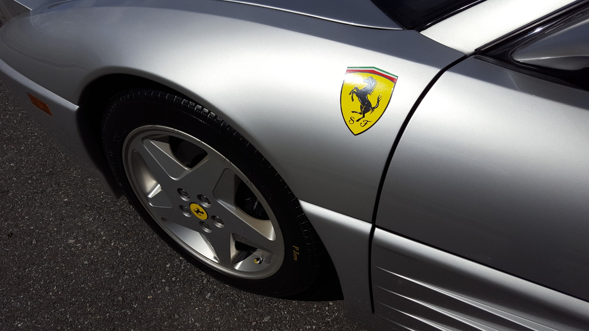 Used 1994 Ferrari 348 SPIDER CONVERTIBLE / GATED 5-SPD MANUAL for sale Sold at Formula Imports in Charlotte NC 28227 32