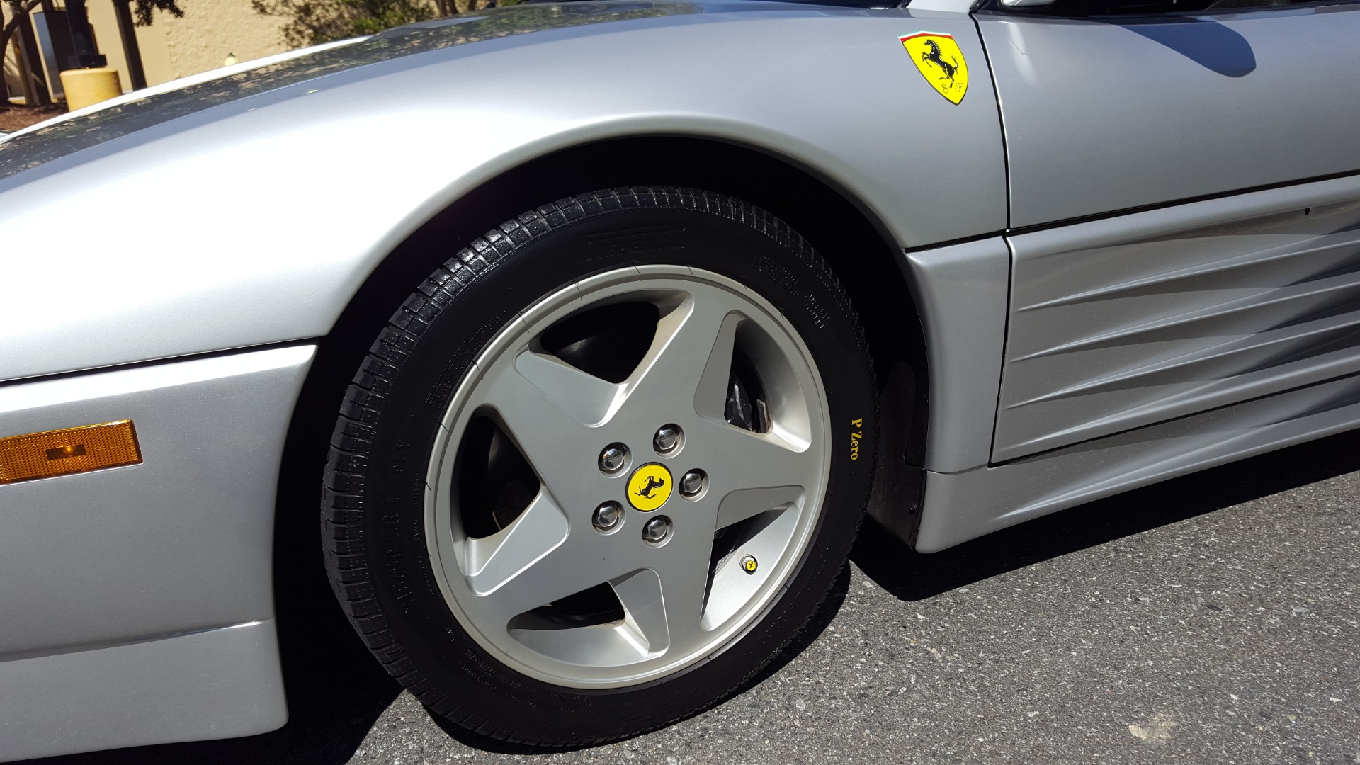 Used 1994 Ferrari 348 SPIDER CONVERTIBLE / GATED 5-SPD MANUAL for sale Sold at Formula Imports in Charlotte NC 28227 33