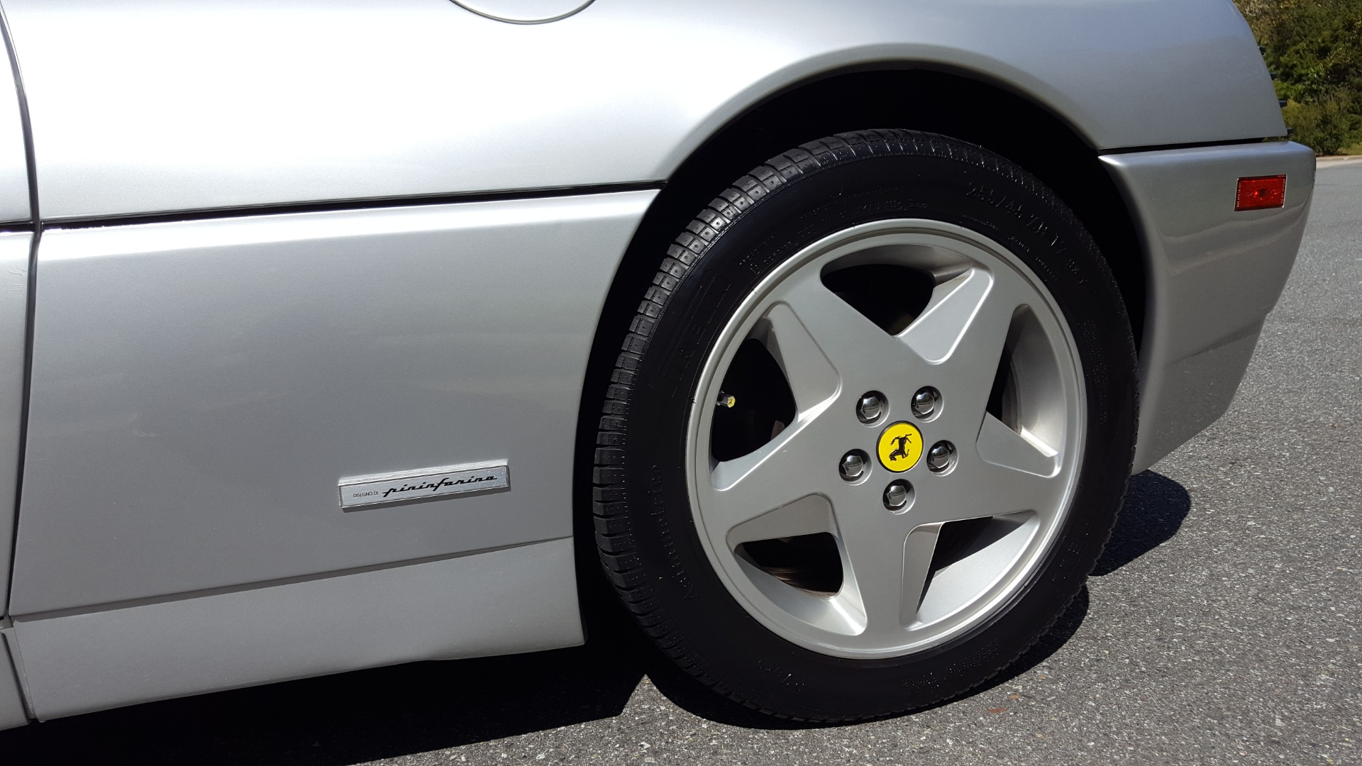 Used 1994 Ferrari 348 SPIDER CONVERTIBLE / GATED 5-SPD MANUAL for sale Sold at Formula Imports in Charlotte NC 28227 34