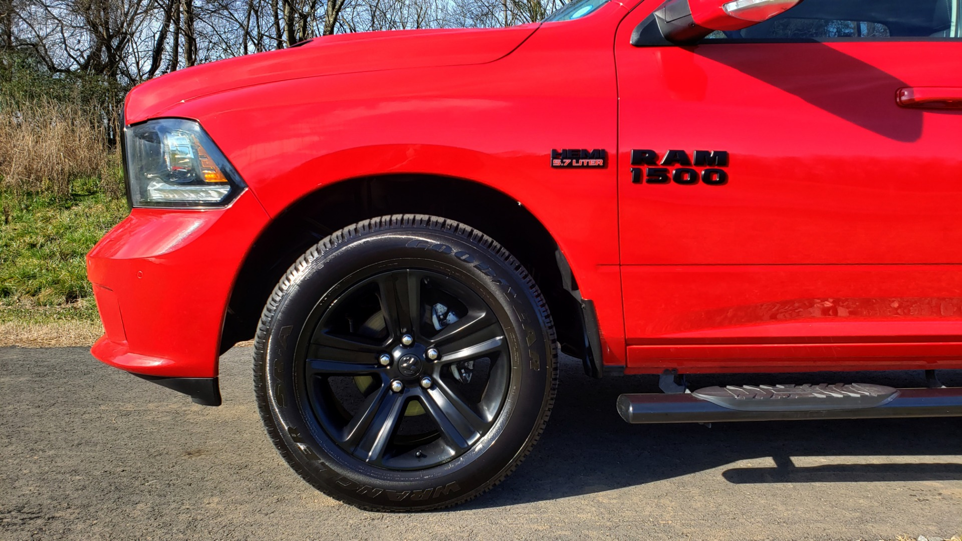 Used 2017 Ram 1500 NIGHT EDITION CREWCAB 4X4 / NAV / PARKSENSE for sale Sold at Formula Imports in Charlotte NC 28227 70