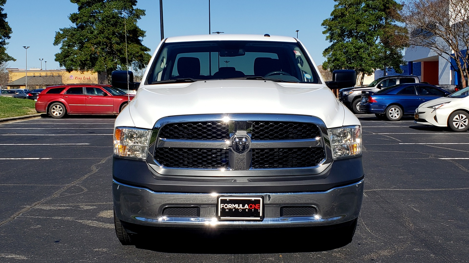 Used 2016 Ram 1500 SXT CREW CAB 4X4 / 5.7L HEMI / 6-SPD AUTO / BED LINER for sale $23,695 at Formula Imports in Charlotte NC 28227 13