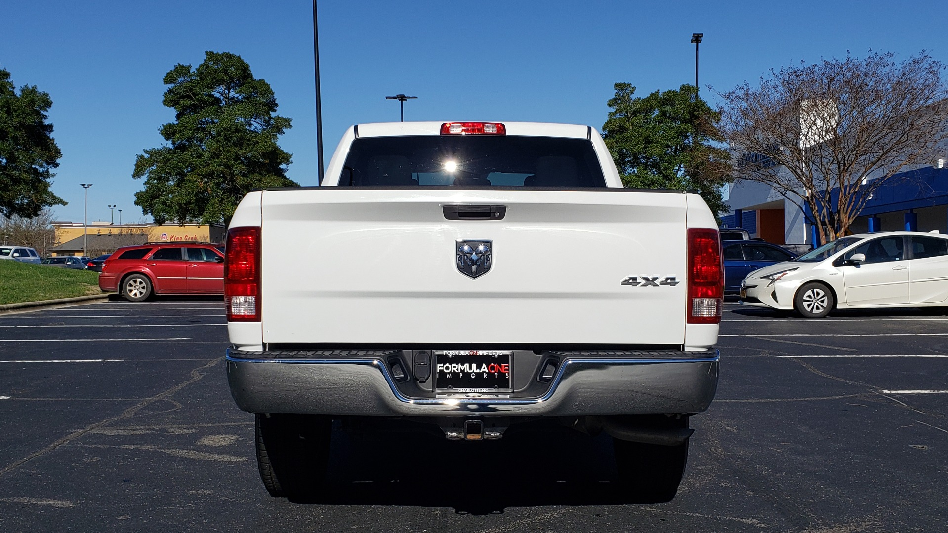 Used 2016 Ram 1500 SXT CREW CAB 4X4 / 5.7L HEMI / 6-SPD AUTO / BED LINER for sale $23,695 at Formula Imports in Charlotte NC 28227 8