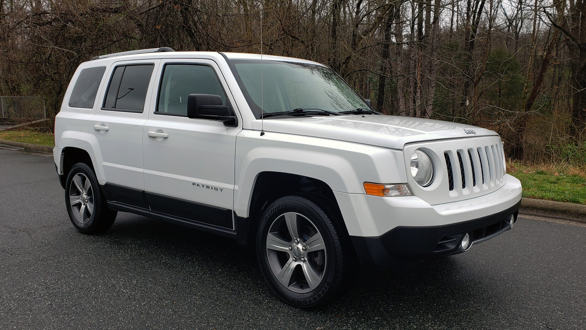 Used 2016 Jeep PATRIOT HIGH ALTITUDE EDITION 4WD / SUNROOF / 4-CYL / 6-SPD AUTO for sale $14,695 at Formula Imports in Charlotte NC 28227 4