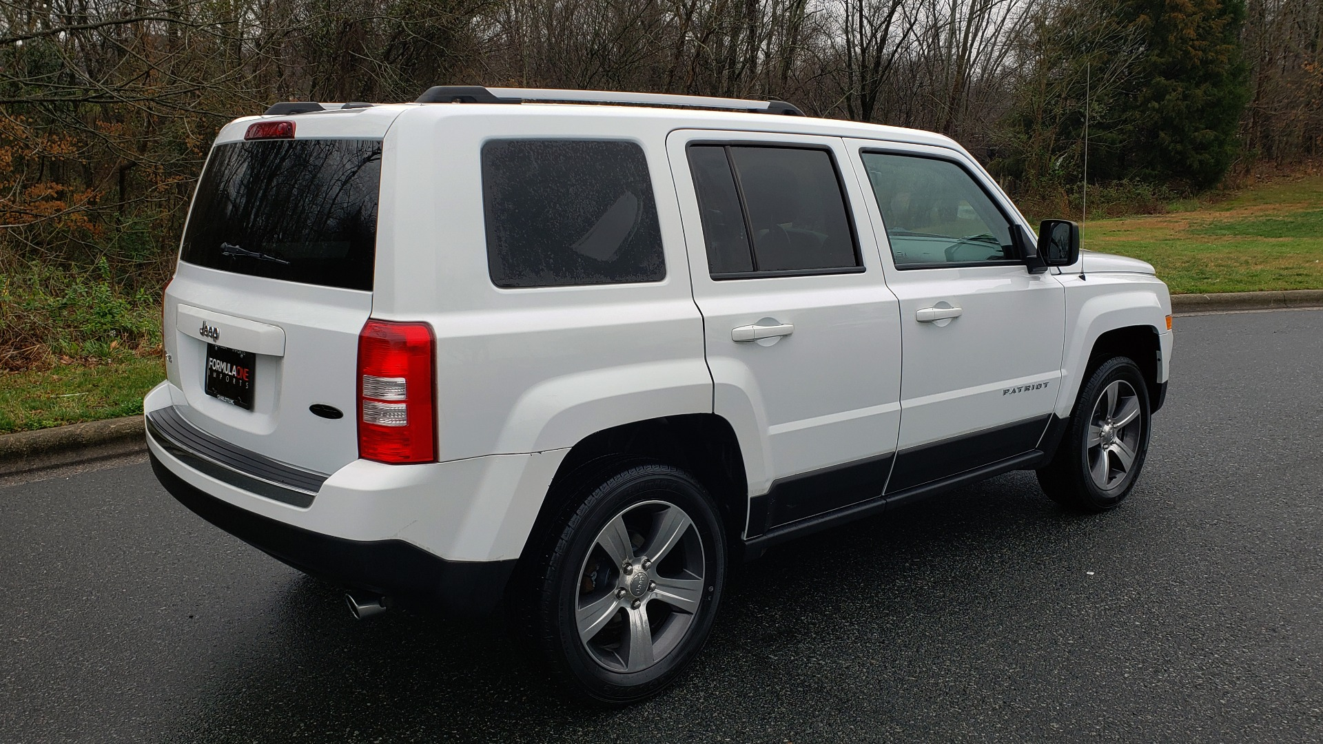 Used 2016 Jeep Patriot High Altitude Edition for sale Sold at Formula Imports in Charlotte NC 28227 6