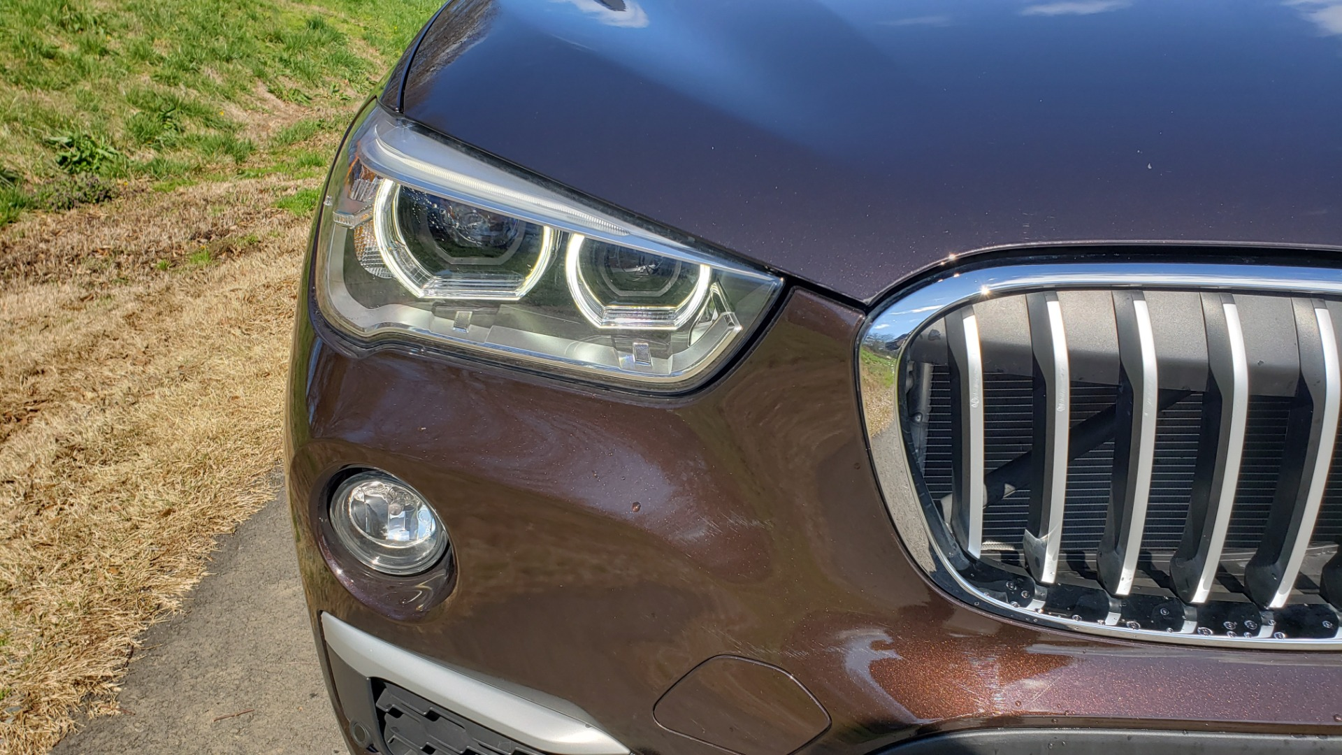 Used 2017 BMW X1 SDRIVE28I PREMIUM / DRVR ASST / PANO-ROOF / REARVIEW for sale Sold at Formula Imports in Charlotte NC 28227 10