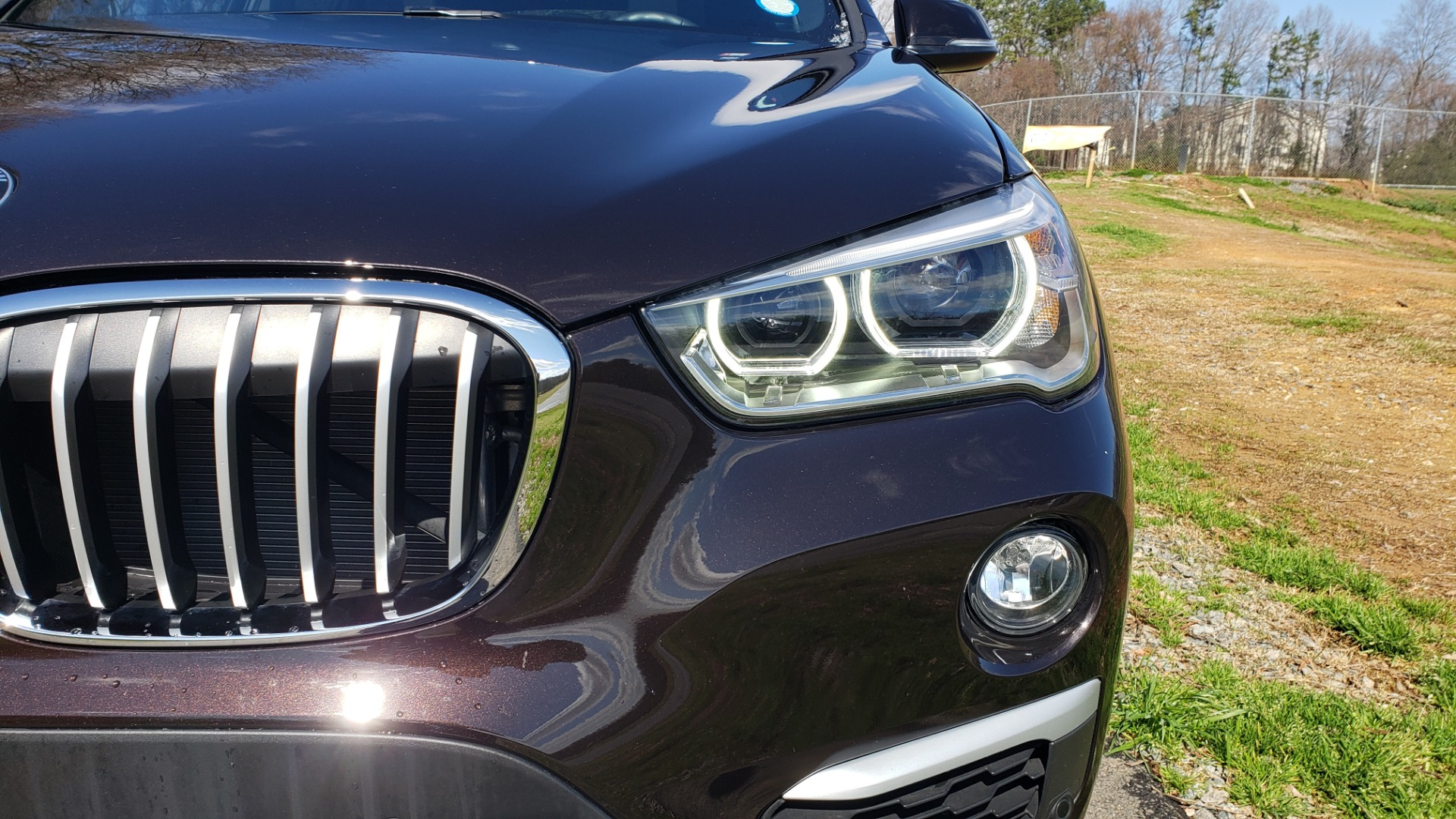 Used 2017 BMW X1 SDRIVE28I PREMIUM / DRVR ASST / PANO-ROOF / REARVIEW for sale Sold at Formula Imports in Charlotte NC 28227 11