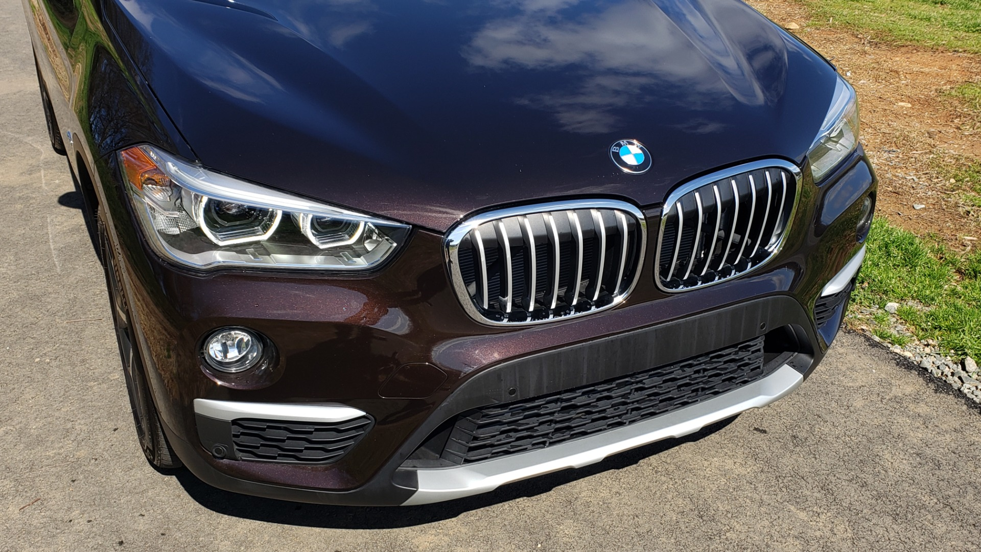 Used 2017 BMW X1 SDRIVE28I PREMIUM / DRVR ASST / PANO-ROOF / REARVIEW for sale Sold at Formula Imports in Charlotte NC 28227 12