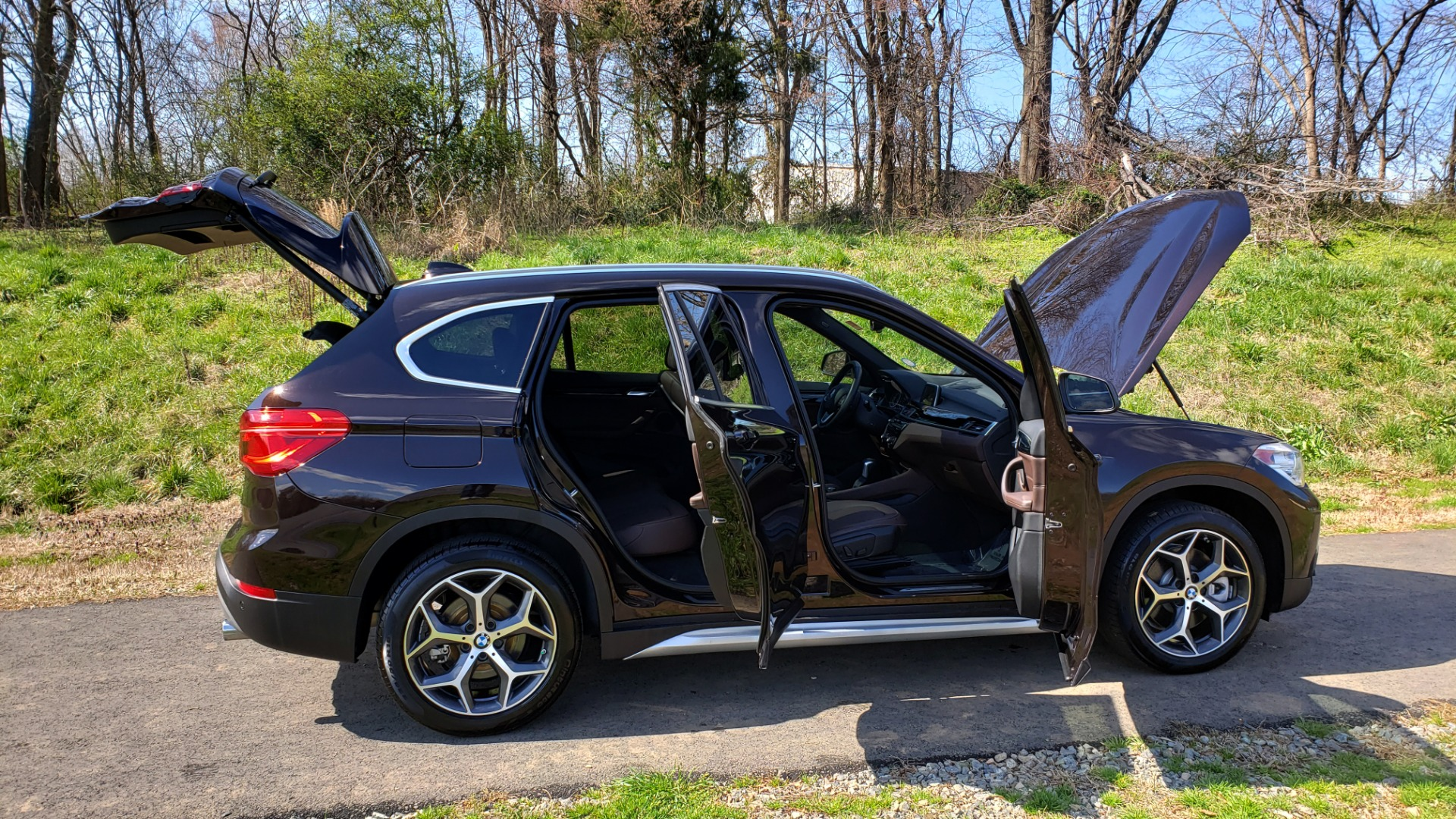 Used 2017 BMW X1 SDRIVE28I PREMIUM / DRVR ASST / PANO-ROOF / REARVIEW for sale Sold at Formula Imports in Charlotte NC 28227 16