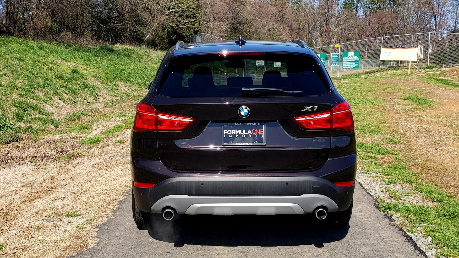 Used 2017 BMW X1 SDRIVE28I PREMIUM / DRVR ASST / PANO-ROOF / REARVIEW for sale Sold at Formula Imports in Charlotte NC 28227 26