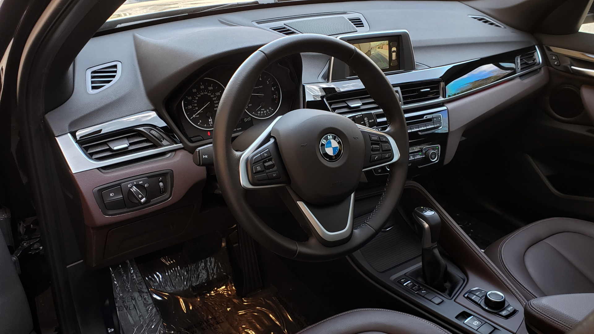 Used 2017 BMW X1 SDRIVE28I PREMIUM / DRVR ASST / PANO-ROOF / REARVIEW for sale Sold at Formula Imports in Charlotte NC 28227 34