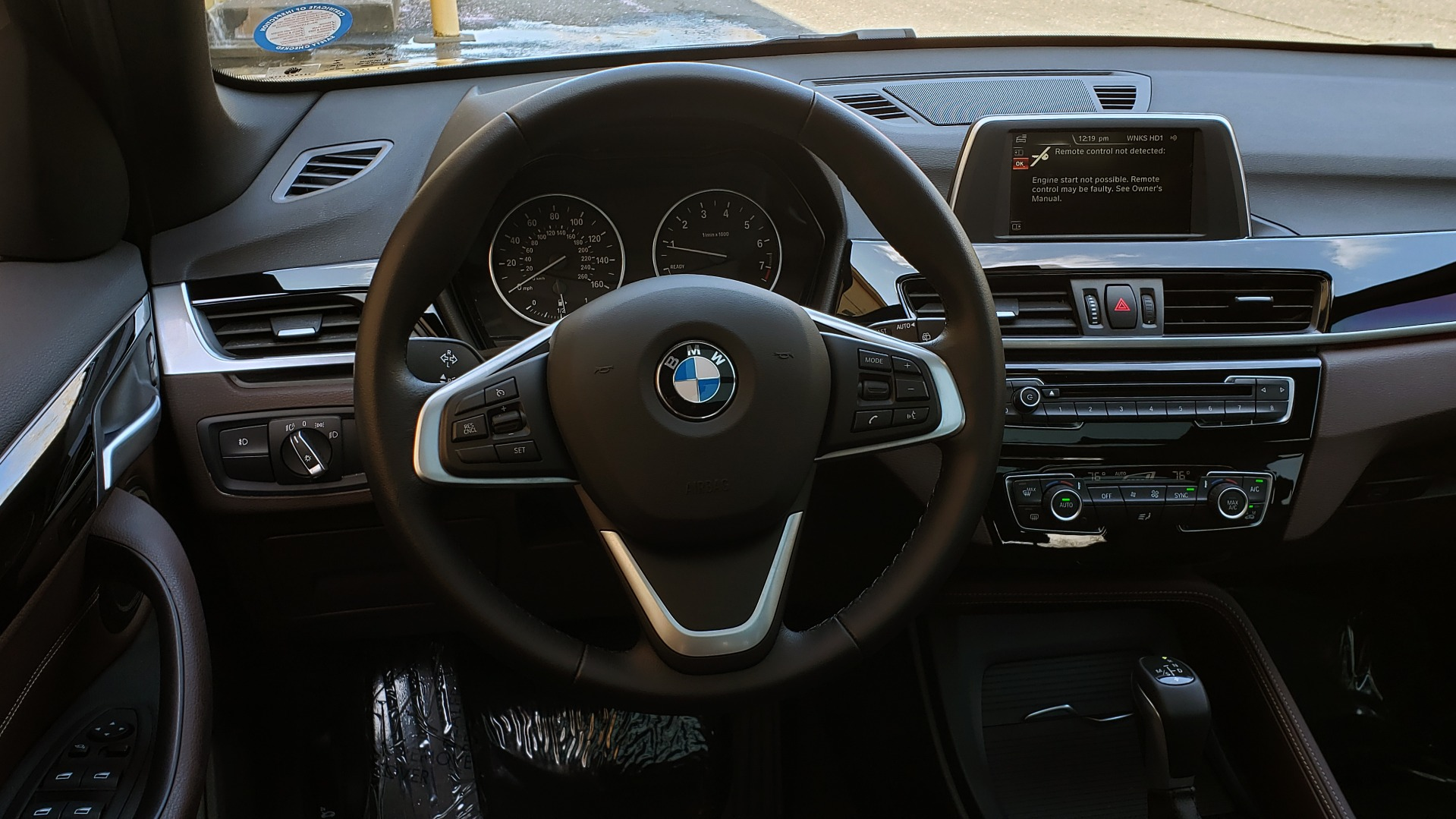 Used 2017 BMW X1 SDRIVE28I PREMIUM / DRVR ASST / PANO-ROOF / REARVIEW for sale Sold at Formula Imports in Charlotte NC 28227 35