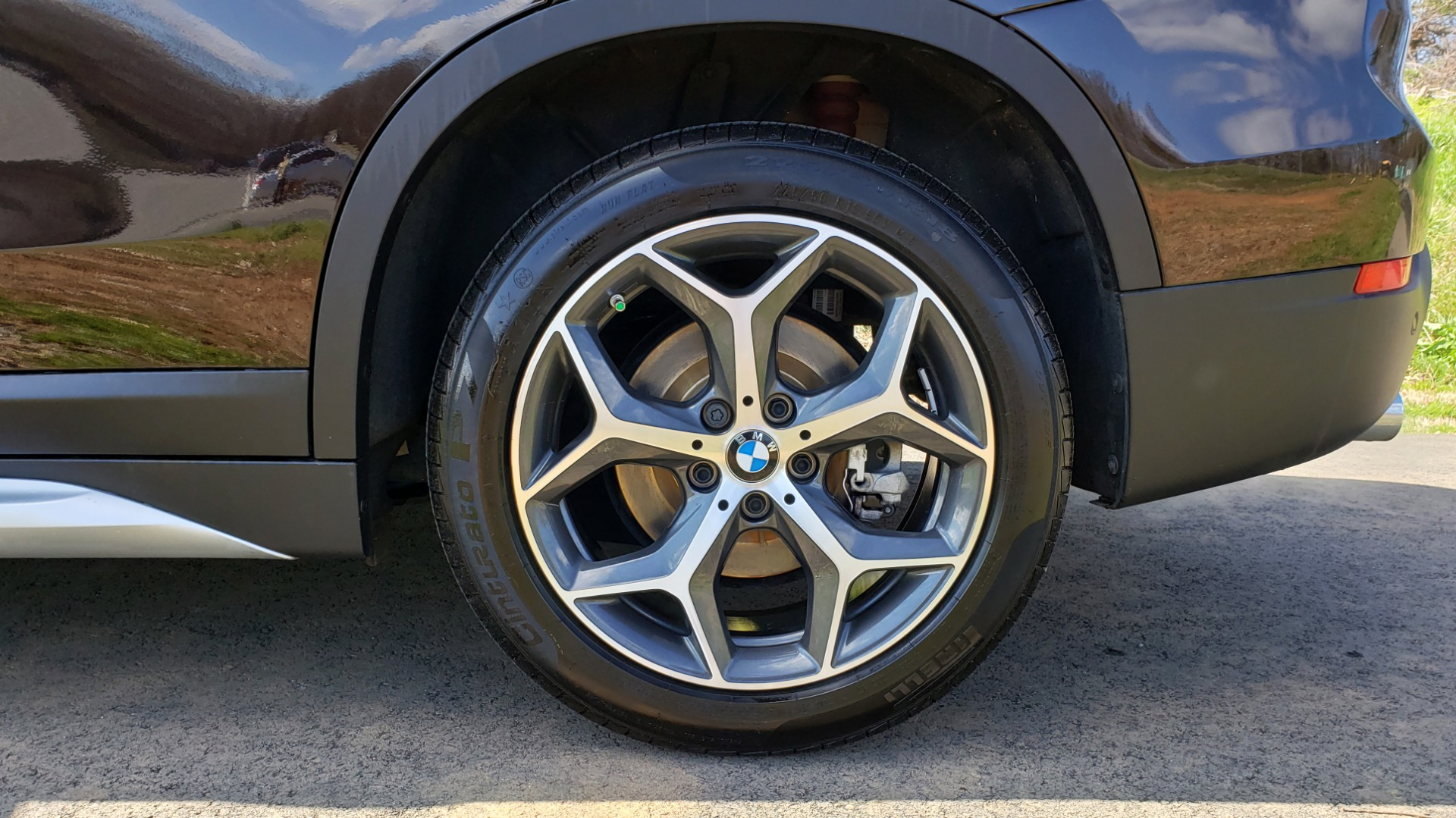 Used 2017 BMW X1 SDRIVE28I PREMIUM / DRVR ASST / PANO-ROOF / REARVIEW for sale Sold at Formula Imports in Charlotte NC 28227 78