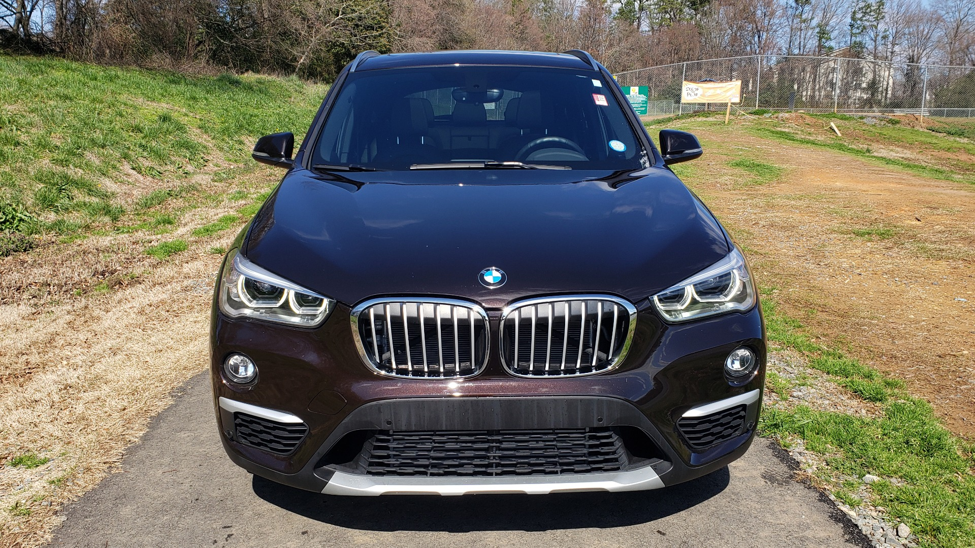 Used 2017 BMW X1 SDRIVE28I PREMIUM / DRVR ASST / PANO-ROOF / REARVIEW for sale Sold at Formula Imports in Charlotte NC 28227 9