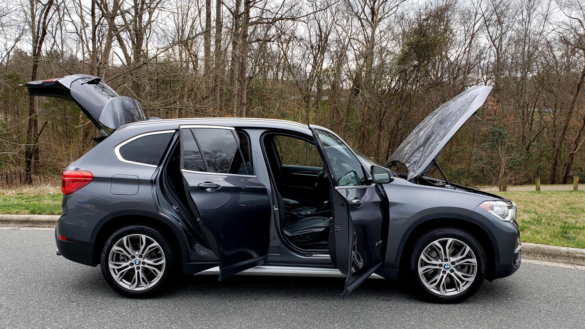 Used 2017 BMW X1 XDRIVE28I / PREM PKG / DRIVER ASST / NAV / CLD WTHR for sale Sold at Formula Imports in Charlotte NC 28227 10