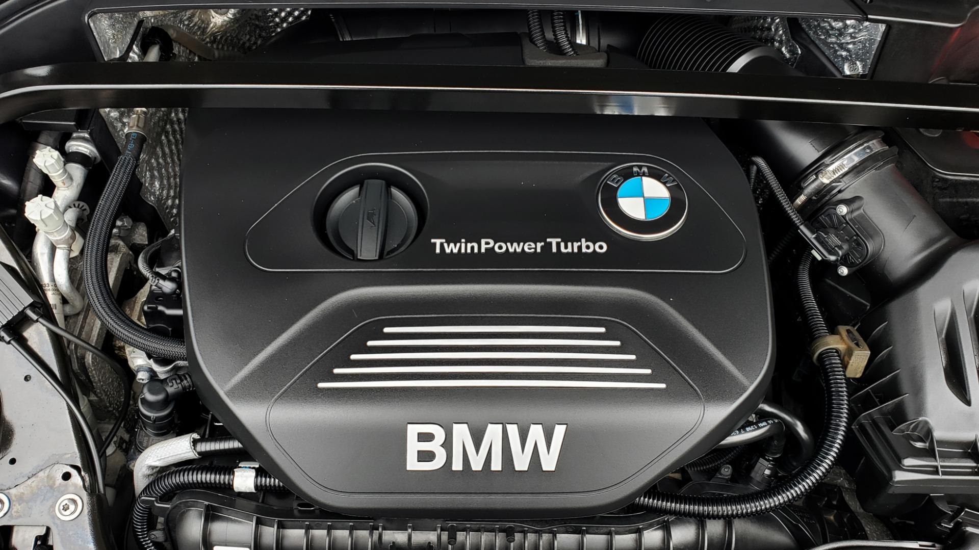 Used 2017 BMW X1 XDRIVE28I / PREM PKG / DRIVER ASST / NAV / CLD WTHR for sale Sold at Formula Imports in Charlotte NC 28227 12