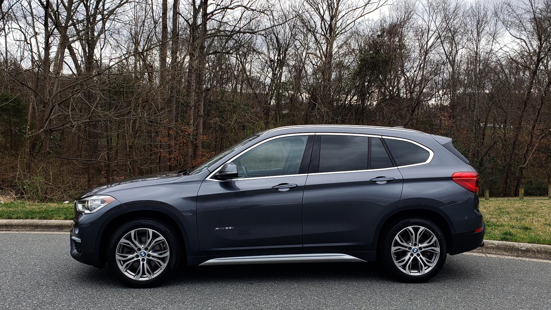 Used 2017 BMW X1 XDRIVE28I / PREM PKG / DRIVER ASST / NAV / CLD WTHR for sale Sold at Formula Imports in Charlotte NC 28227 2