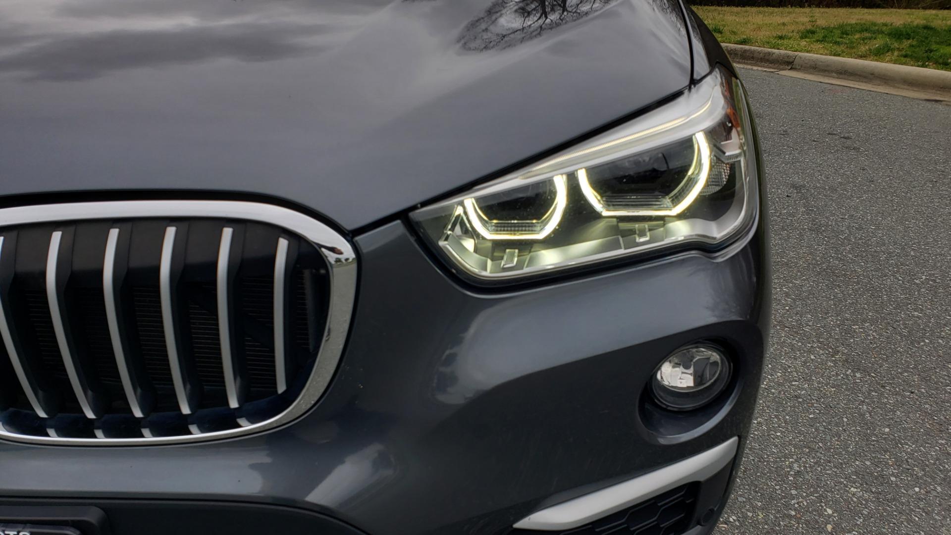 Used 2017 BMW X1 XDRIVE28I / PREM PKG / DRIVER ASST / NAV / CLD WTHR for sale Sold at Formula Imports in Charlotte NC 28227 24