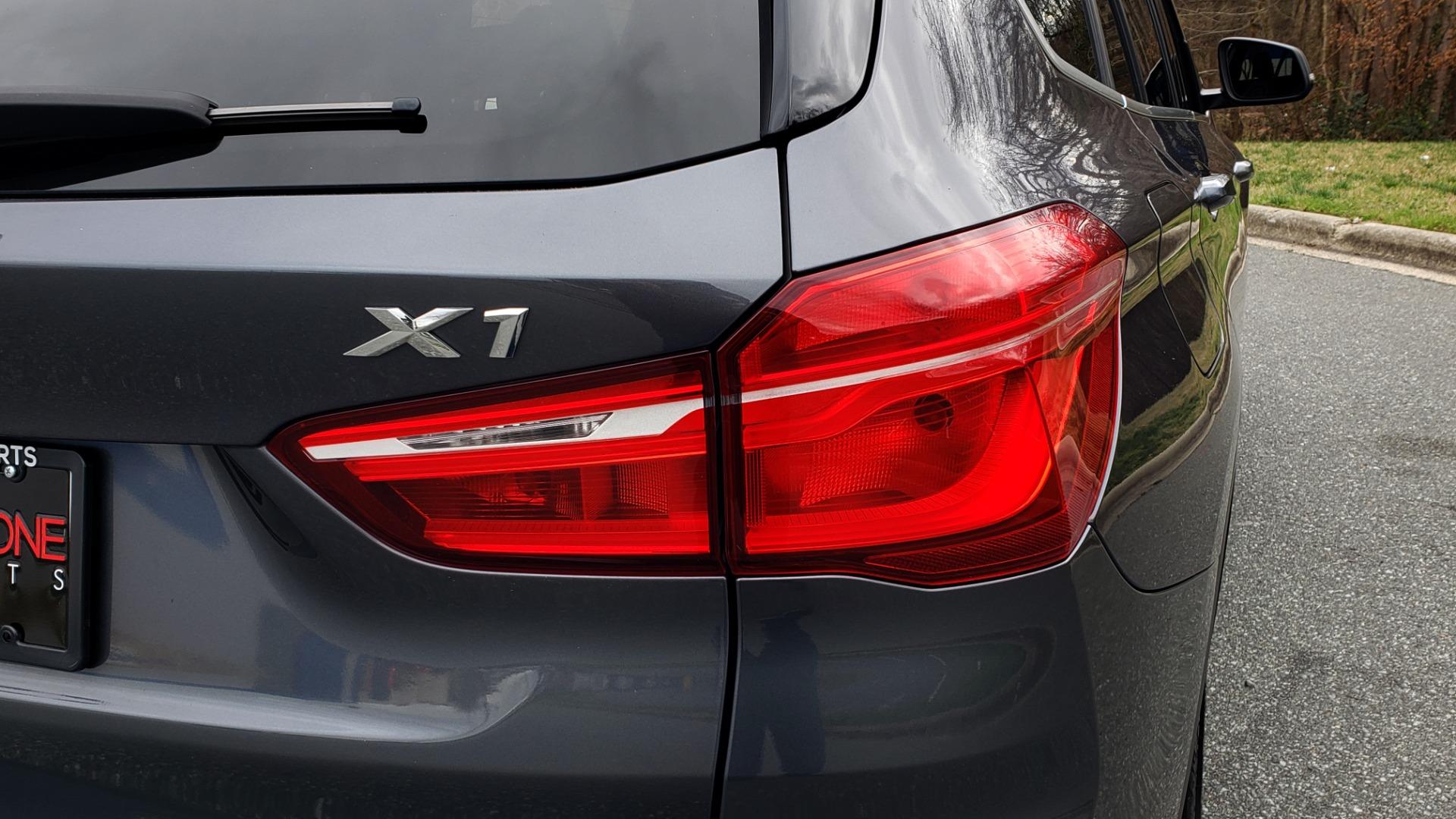 Used 2017 BMW X1 XDRIVE28I / PREM PKG / DRIVER ASST / NAV / CLD WTHR for sale Sold at Formula Imports in Charlotte NC 28227 31