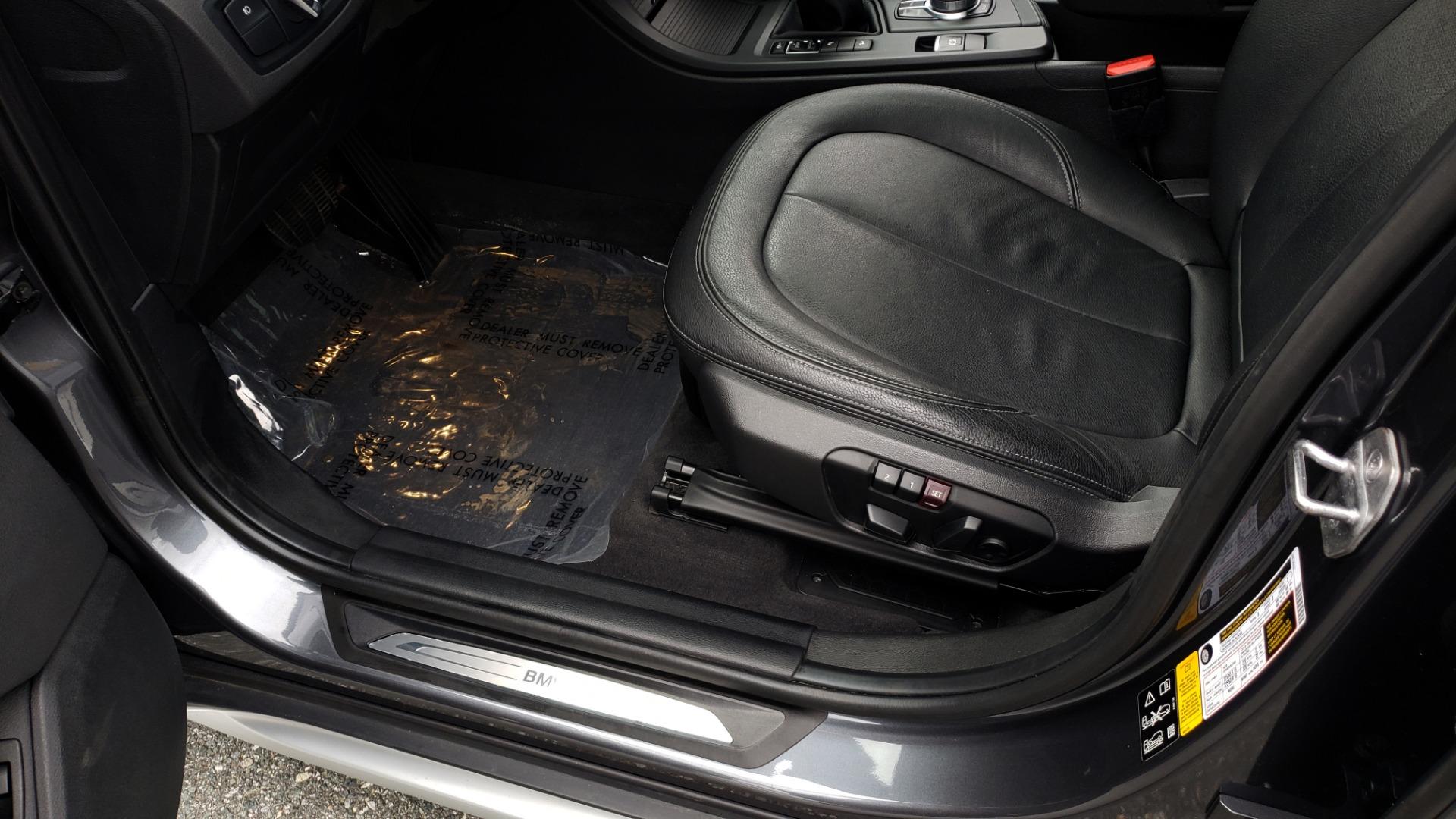 Used 2017 BMW X1 XDRIVE28I / PREM PKG / DRIVER ASST / NAV / CLD WTHR for sale Sold at Formula Imports in Charlotte NC 28227 35