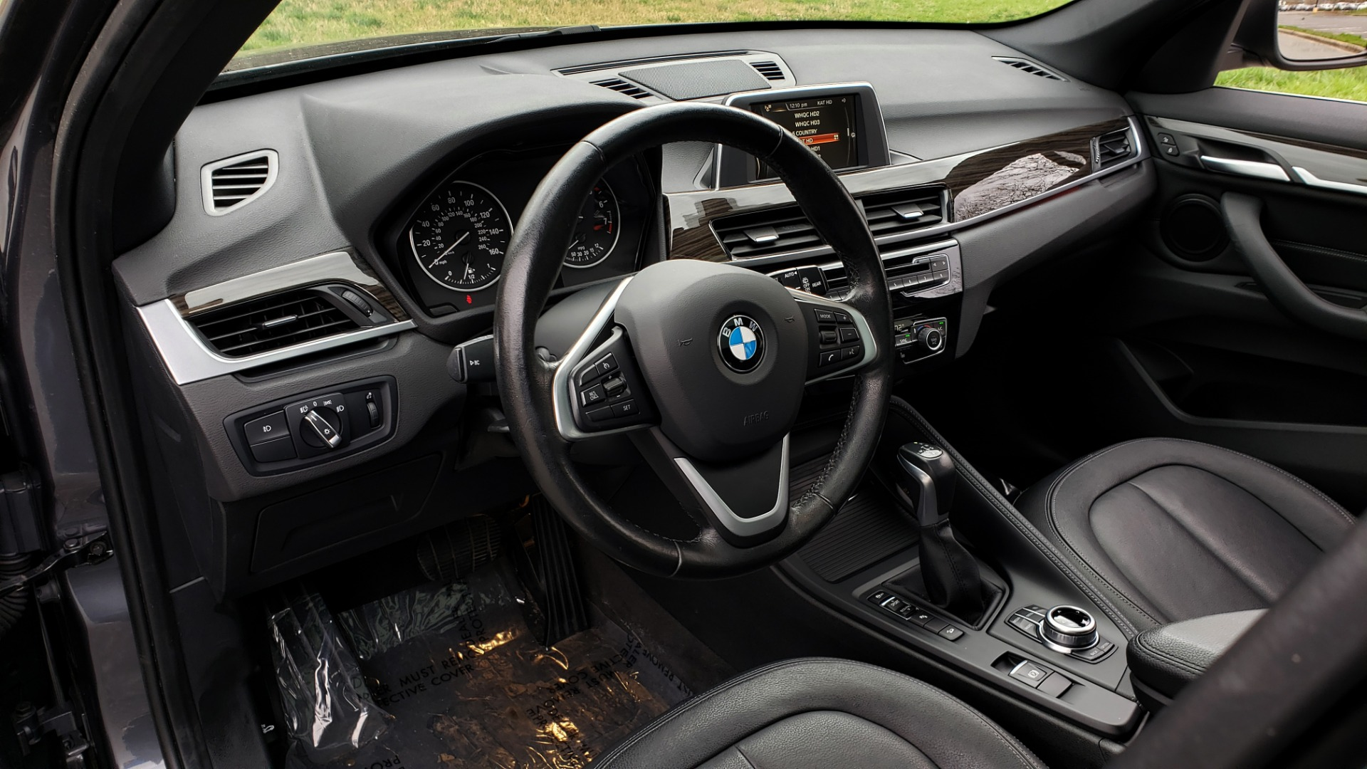 Used 2017 BMW X1 XDRIVE28I / PREM PKG / DRIVER ASST / NAV / CLD WTHR for sale Sold at Formula Imports in Charlotte NC 28227 38
